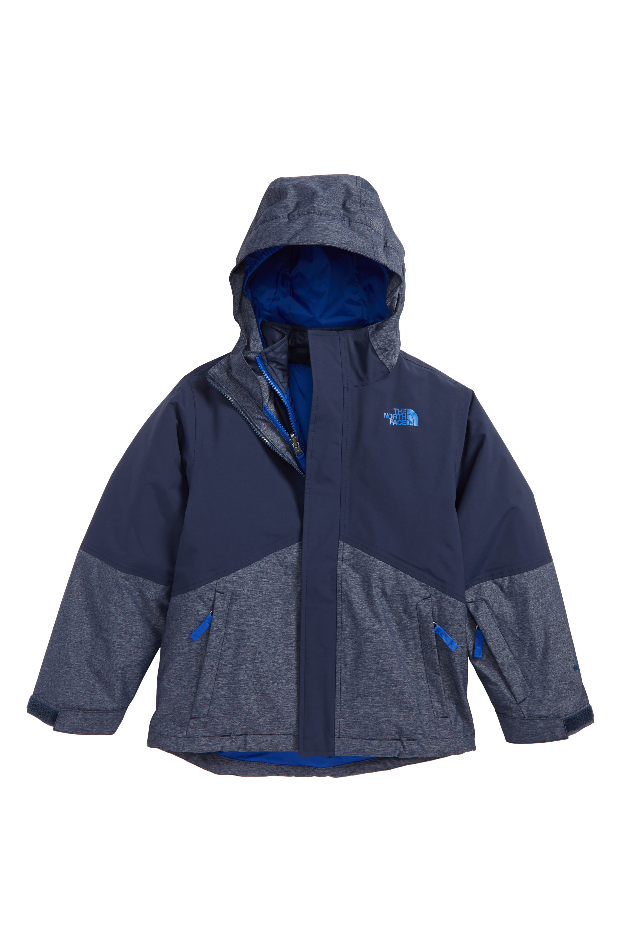 Alternate Image 1 Selected - The North Face Boundary TriClimate® 3-in-1 Jacket (Big Boys)