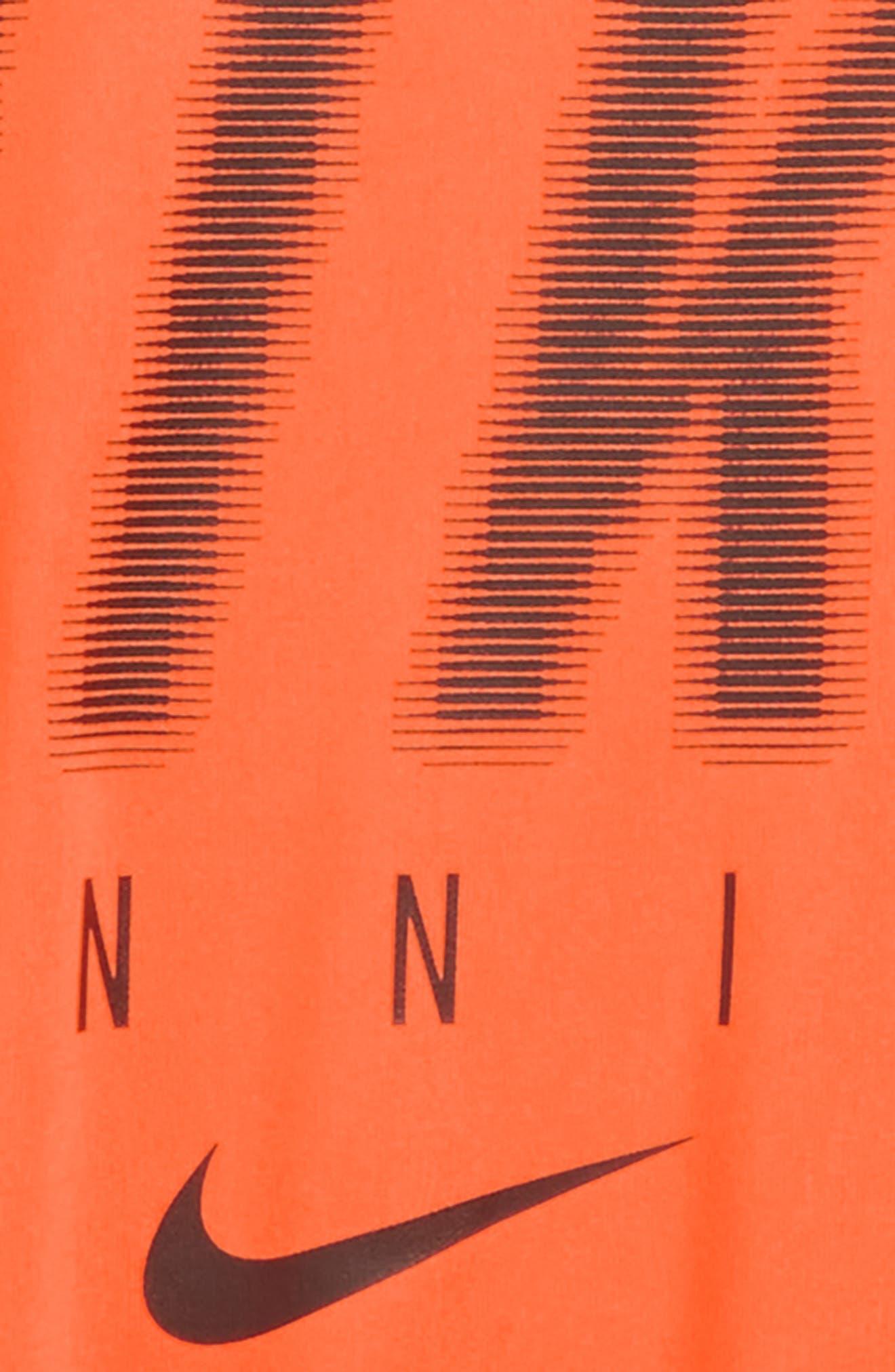 Dry Miler T-Shirt,                             Alternate thumbnail 2, color,                             Orange