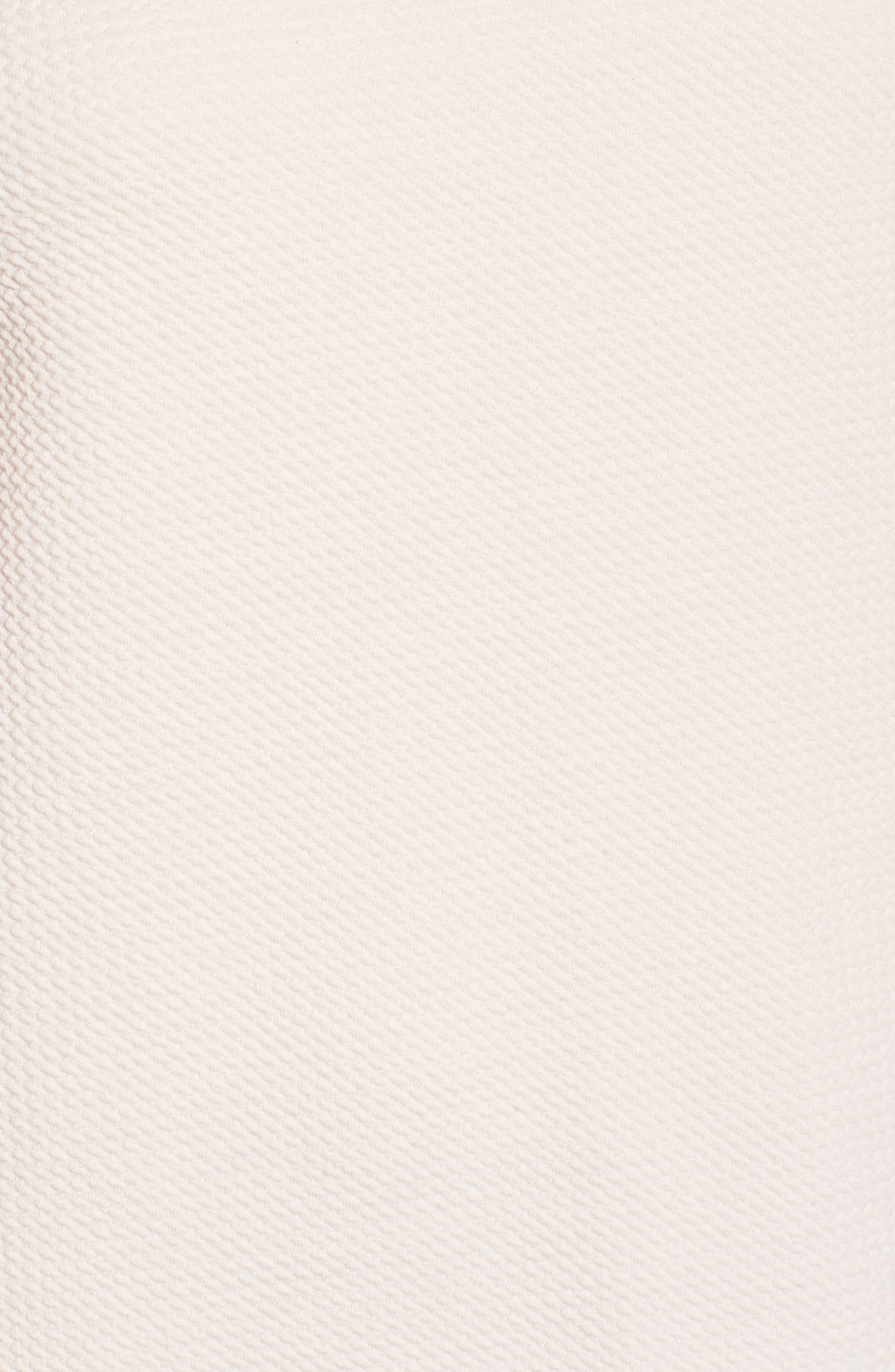 Alternate Image 5  - Halogen® Ruffle Cuff Knit Top (Regular & Petite)