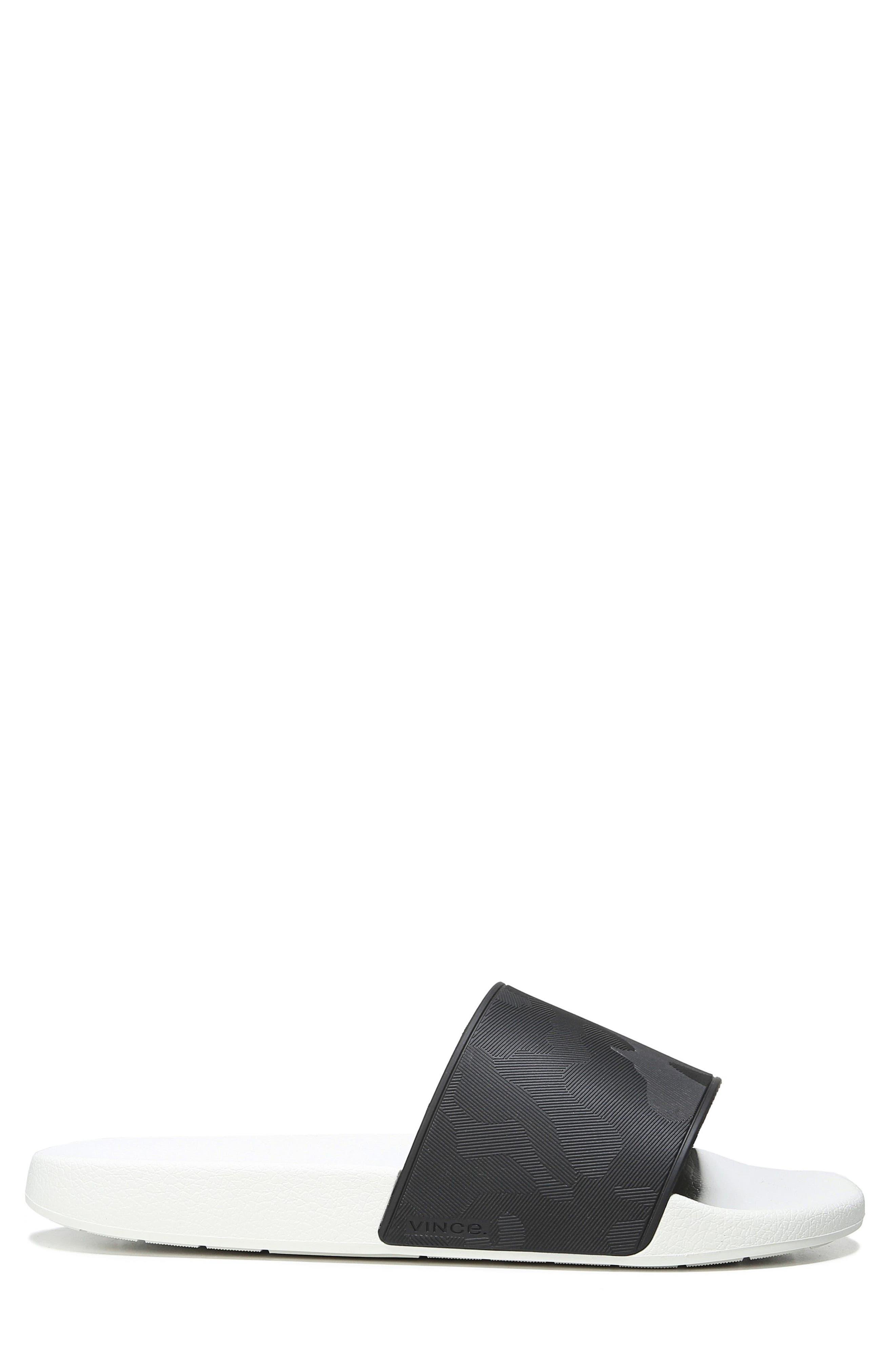 Westcoast-2 Slide Sandal,                             Alternate thumbnail 3, color,                             Black