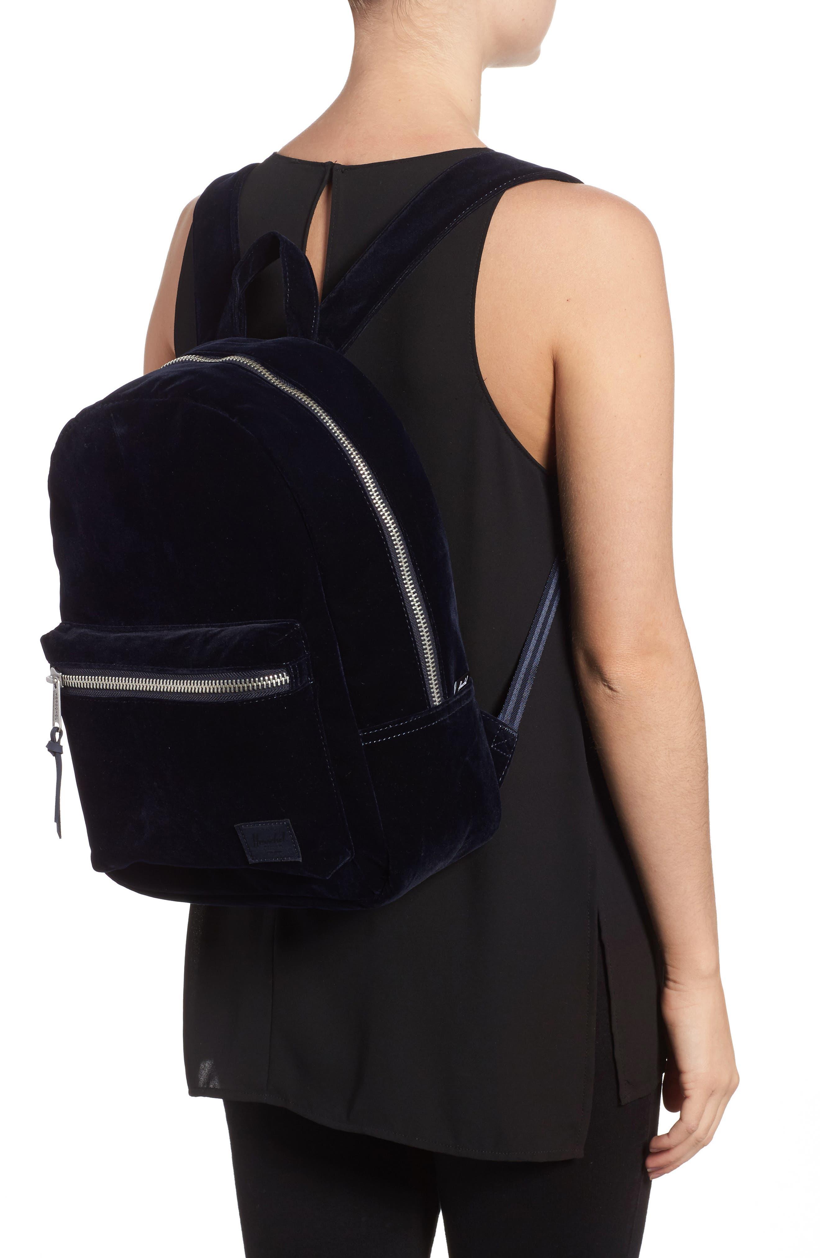 Alternate Image 2  - Herschel Supply Co. X-Small Velvet Grove Backpack