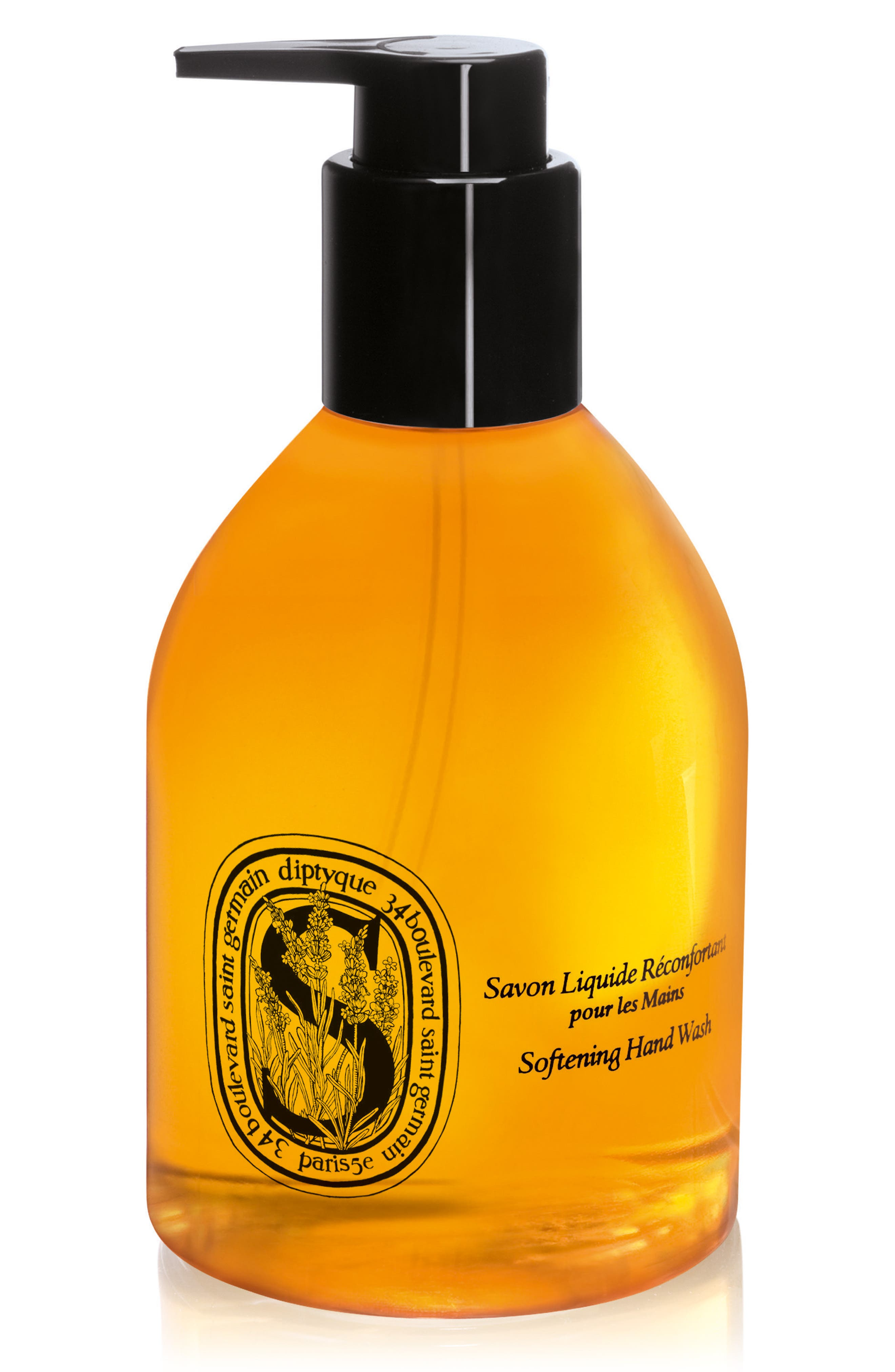 Softening Hand Wash,                         Main,                         color, No Color