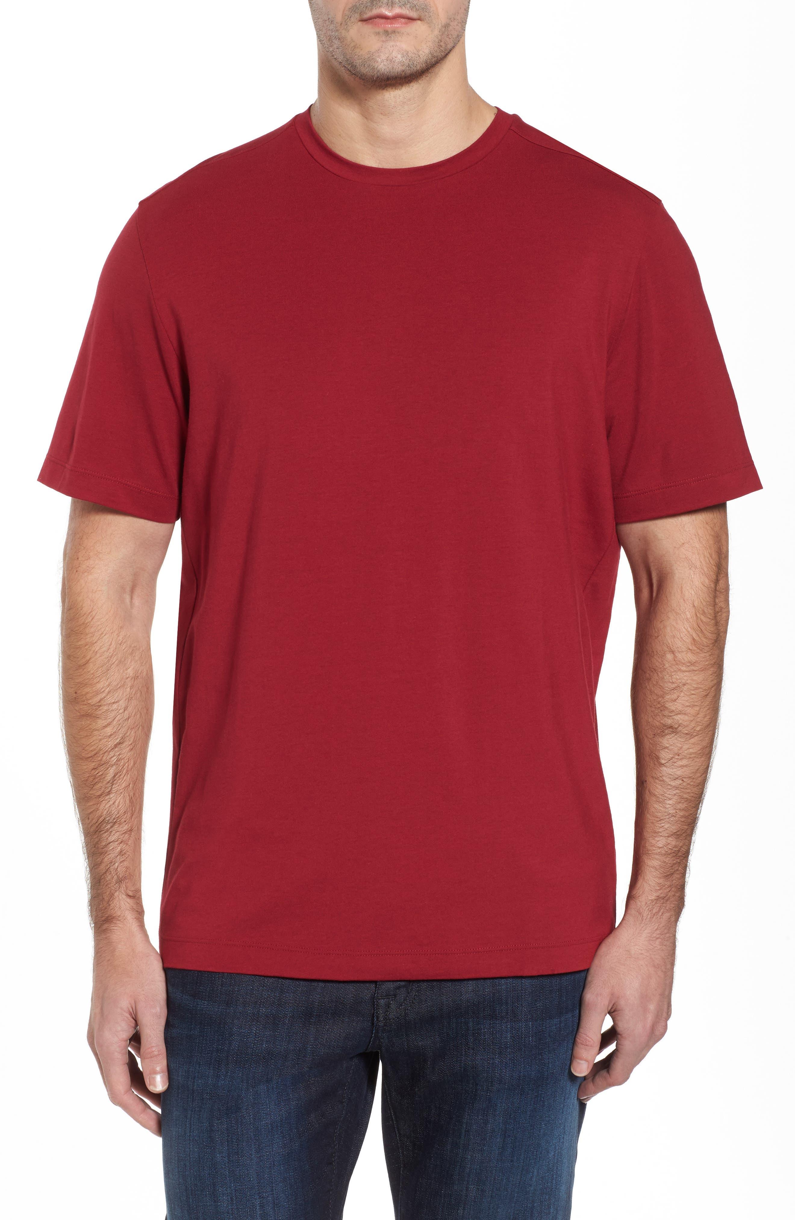 Tropicool T-Shirt,                         Main,                         color, Rhumba