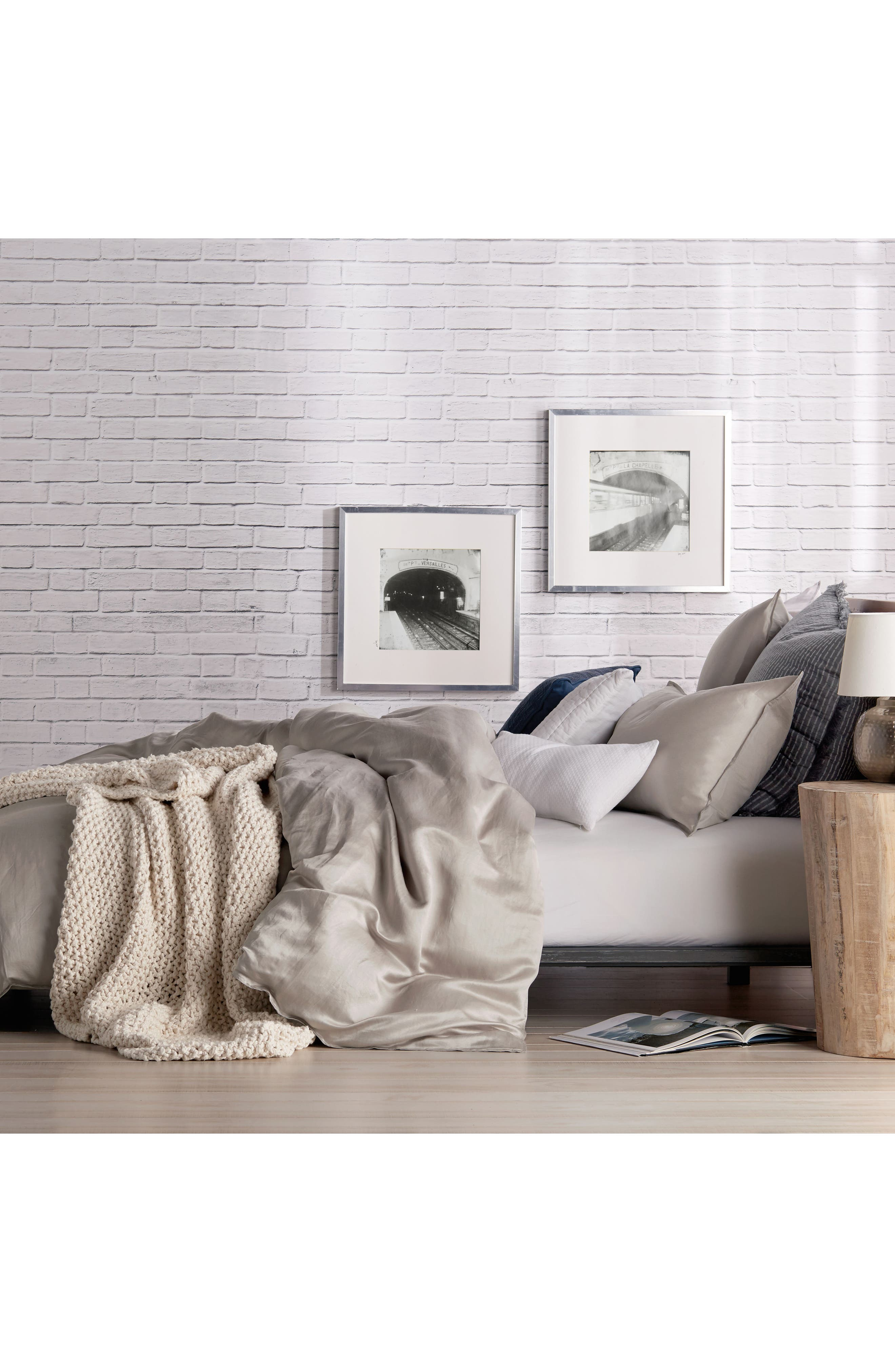 Alternate Image 1 Selected - DKNY Pure Silky Duvet Cover