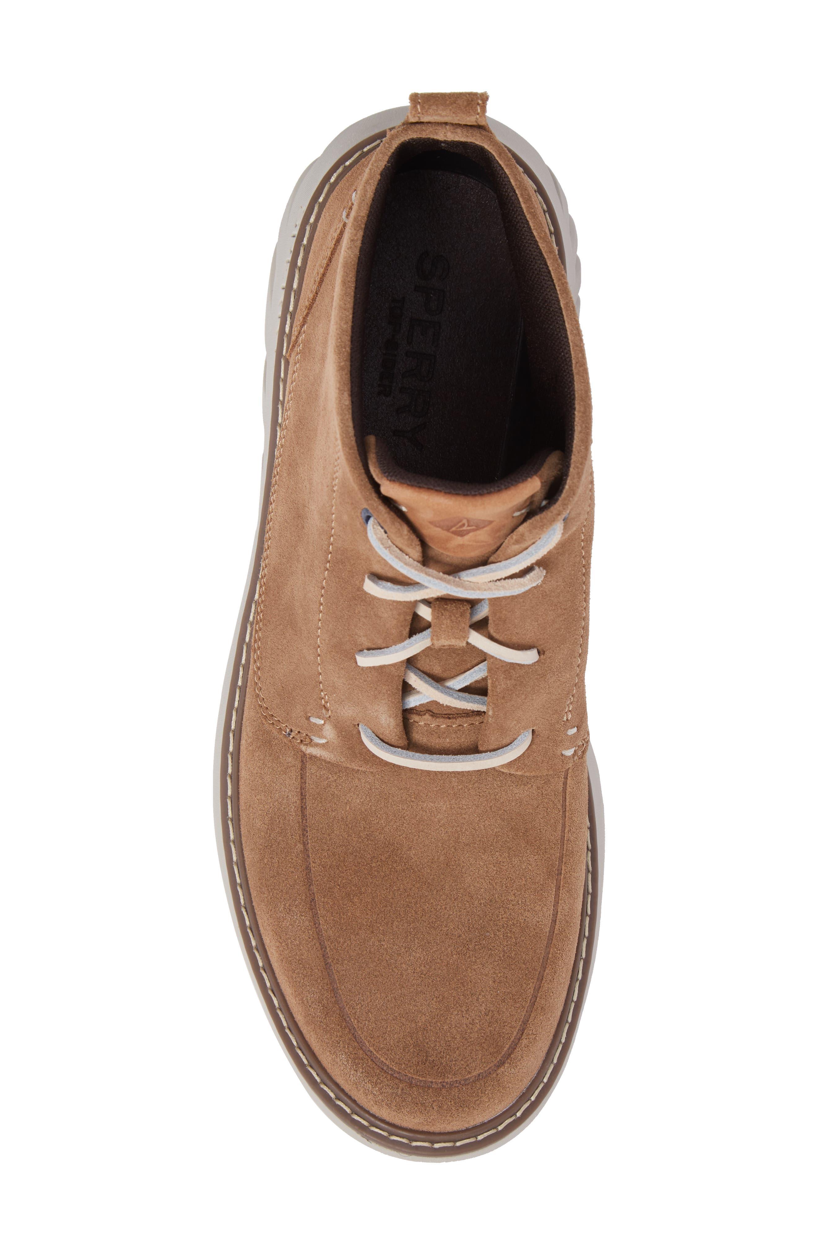 Element Chukka Boot,                             Alternate thumbnail 5, color,                             Caramel Leather