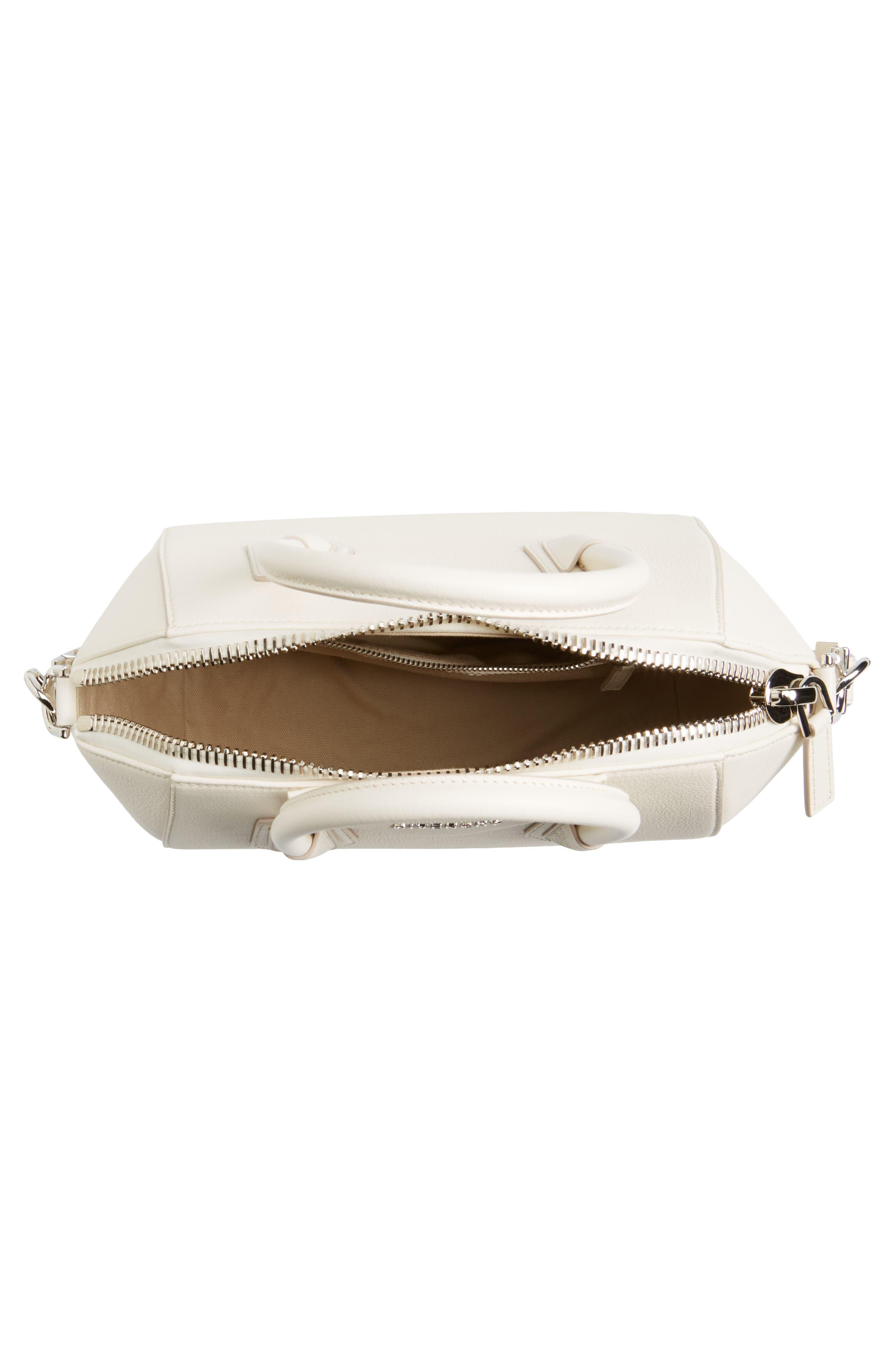 Alternate Image 4  - Givenchy 'Small Antigona' Leather Satchel