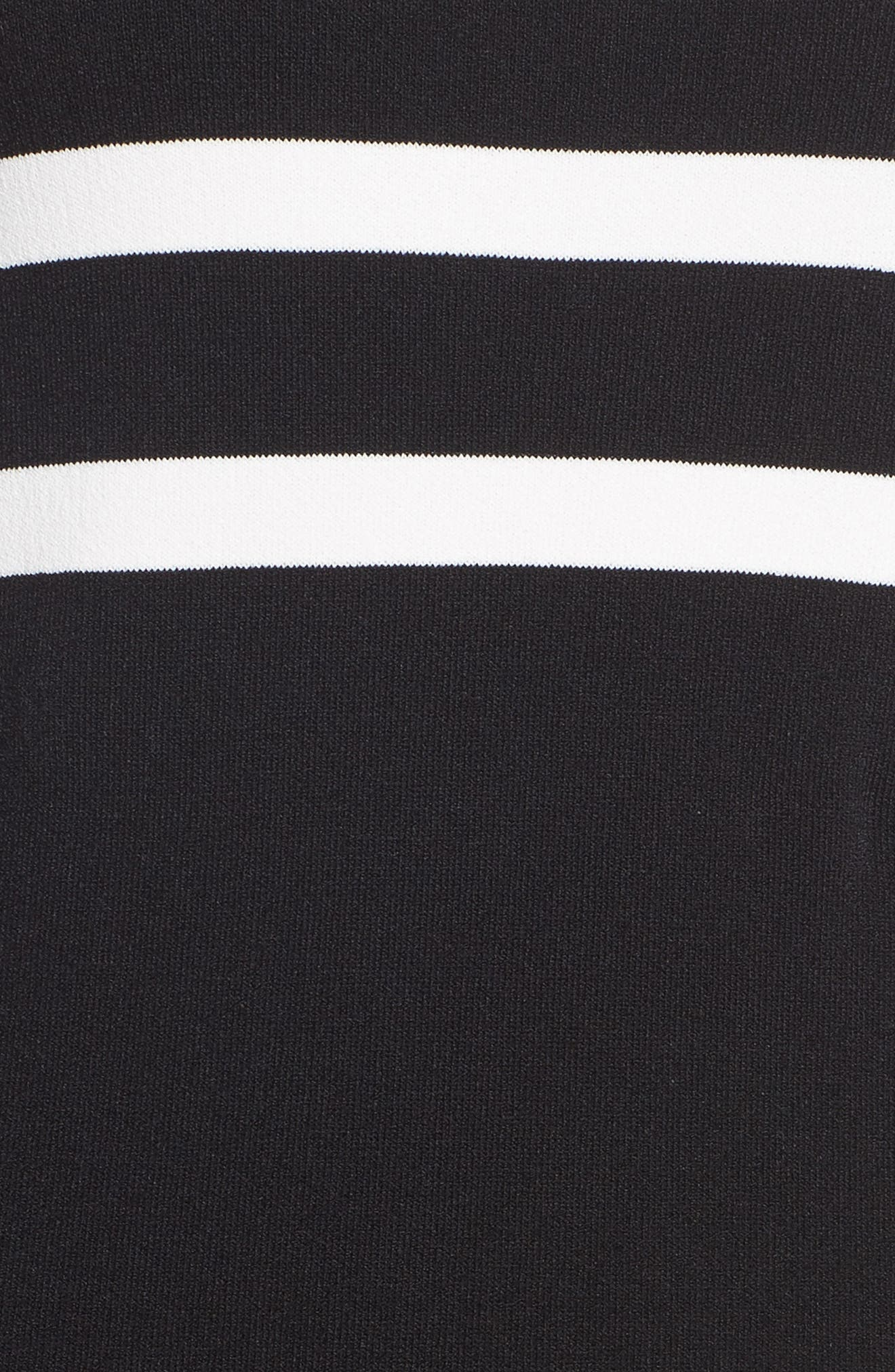 Alternate Image 5  - Chelsea28 Off the Shoulder Sweater Dress