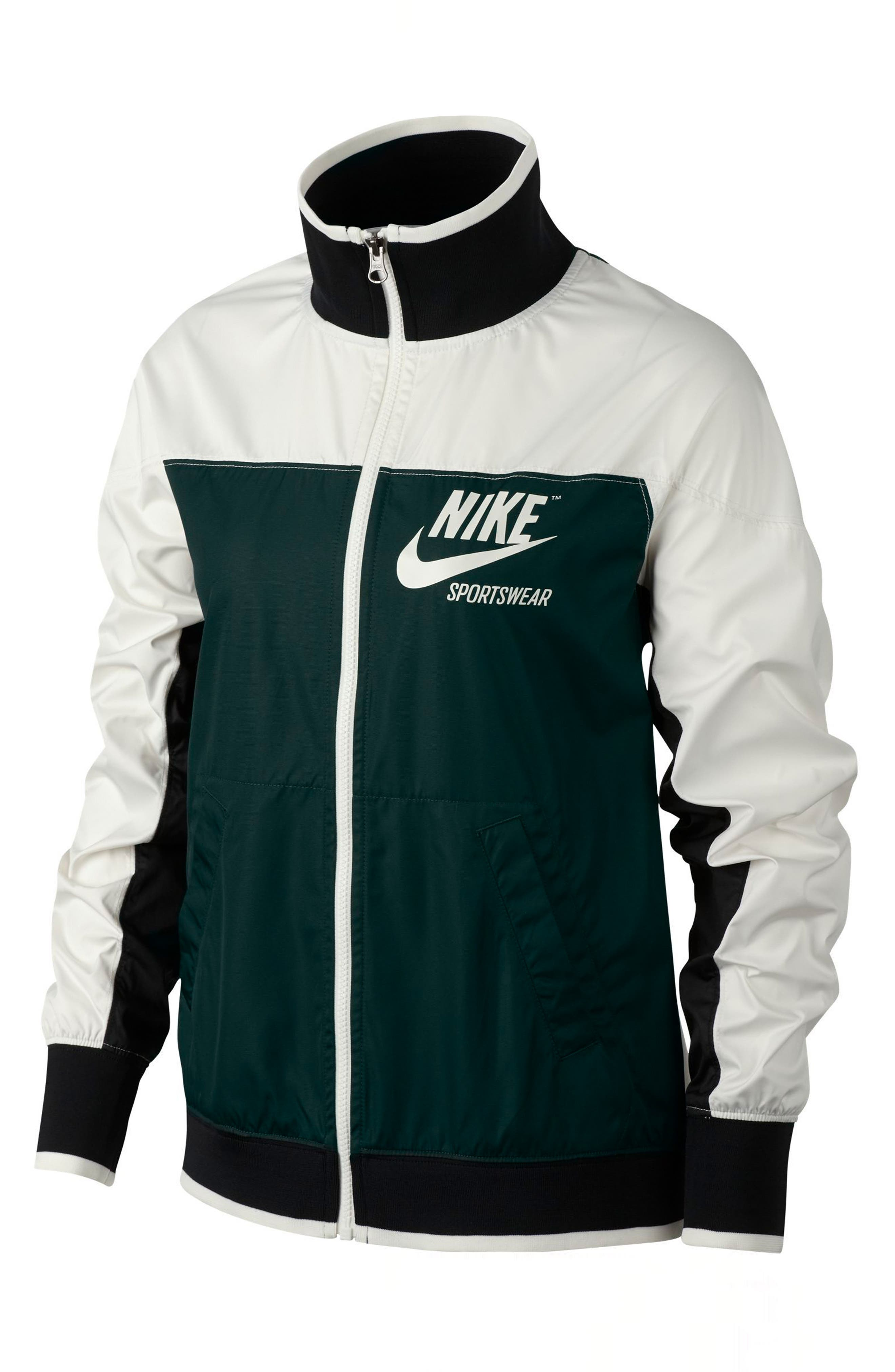 Alternate Image 1 Selected - Nike Sportswear Women's Full Zip Jacket