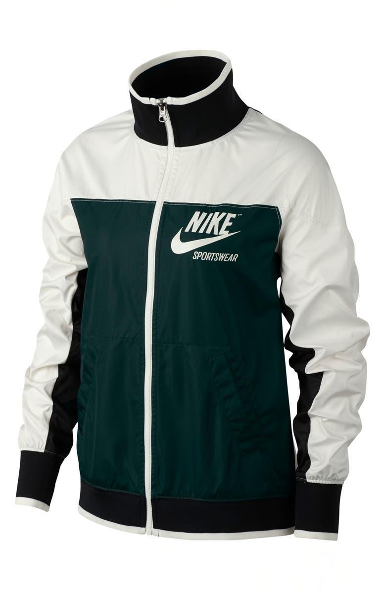 Sportswear Womens Full Zip Jacket