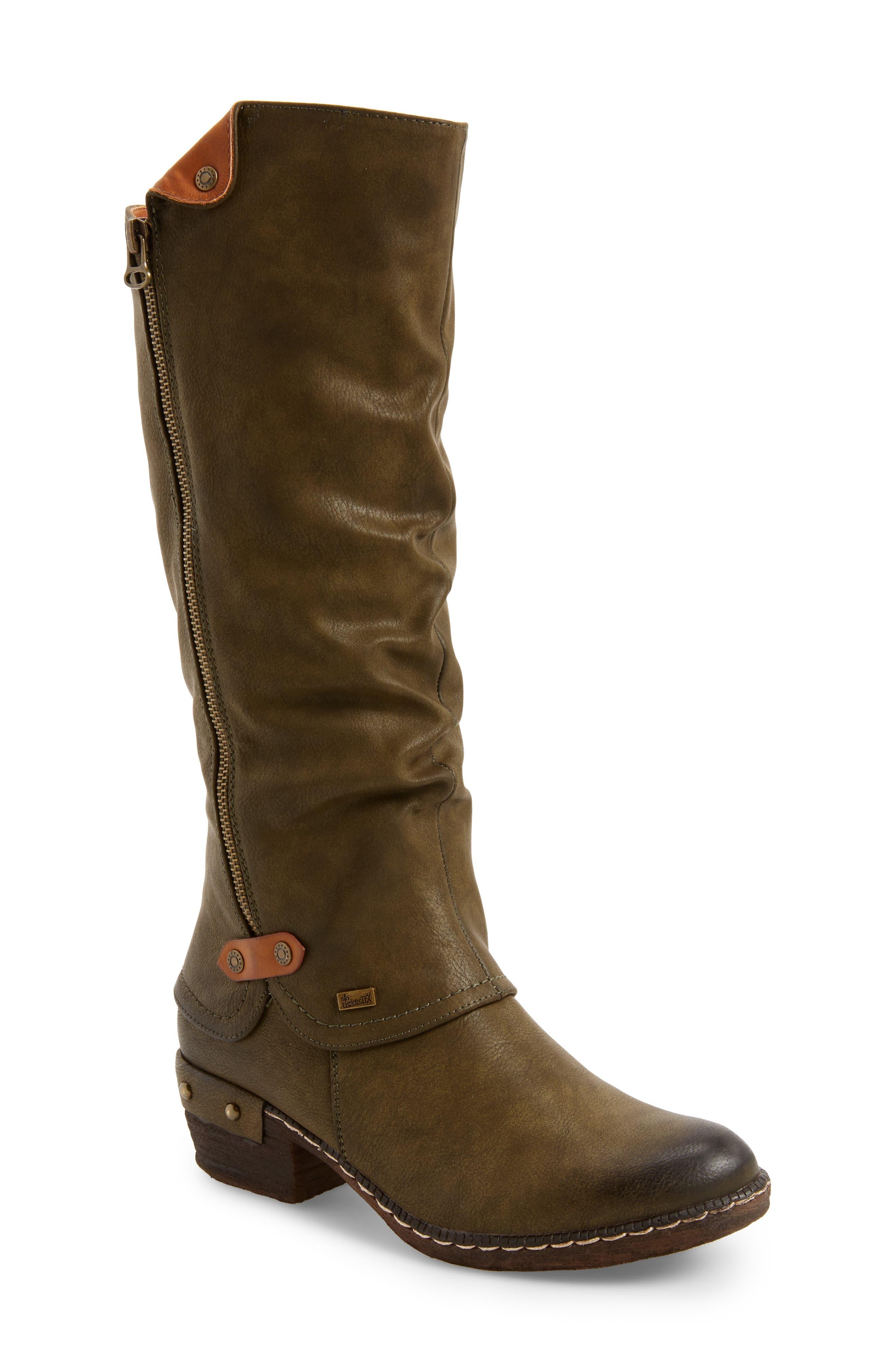 Rieker Antistress 'Bernadette 55' Slightly Slouchy All Weather Boot (Women)