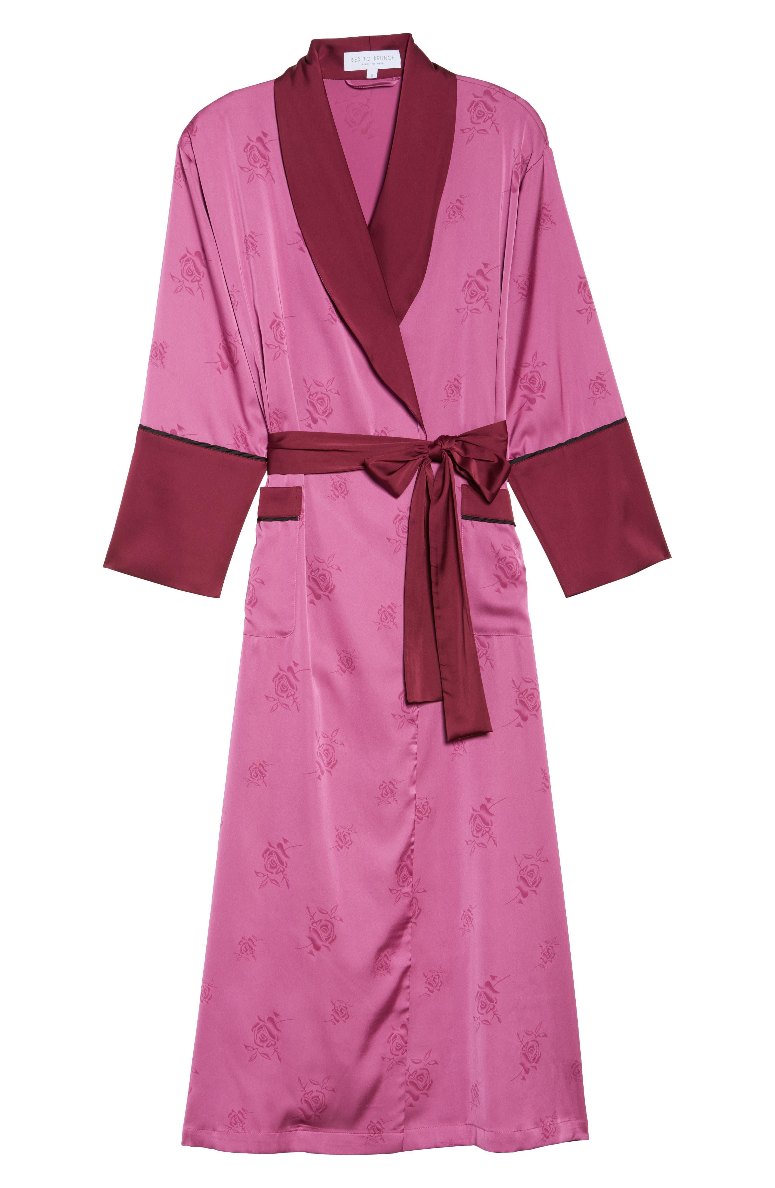 Alternate Image 4  - Bed to Brunch Robe