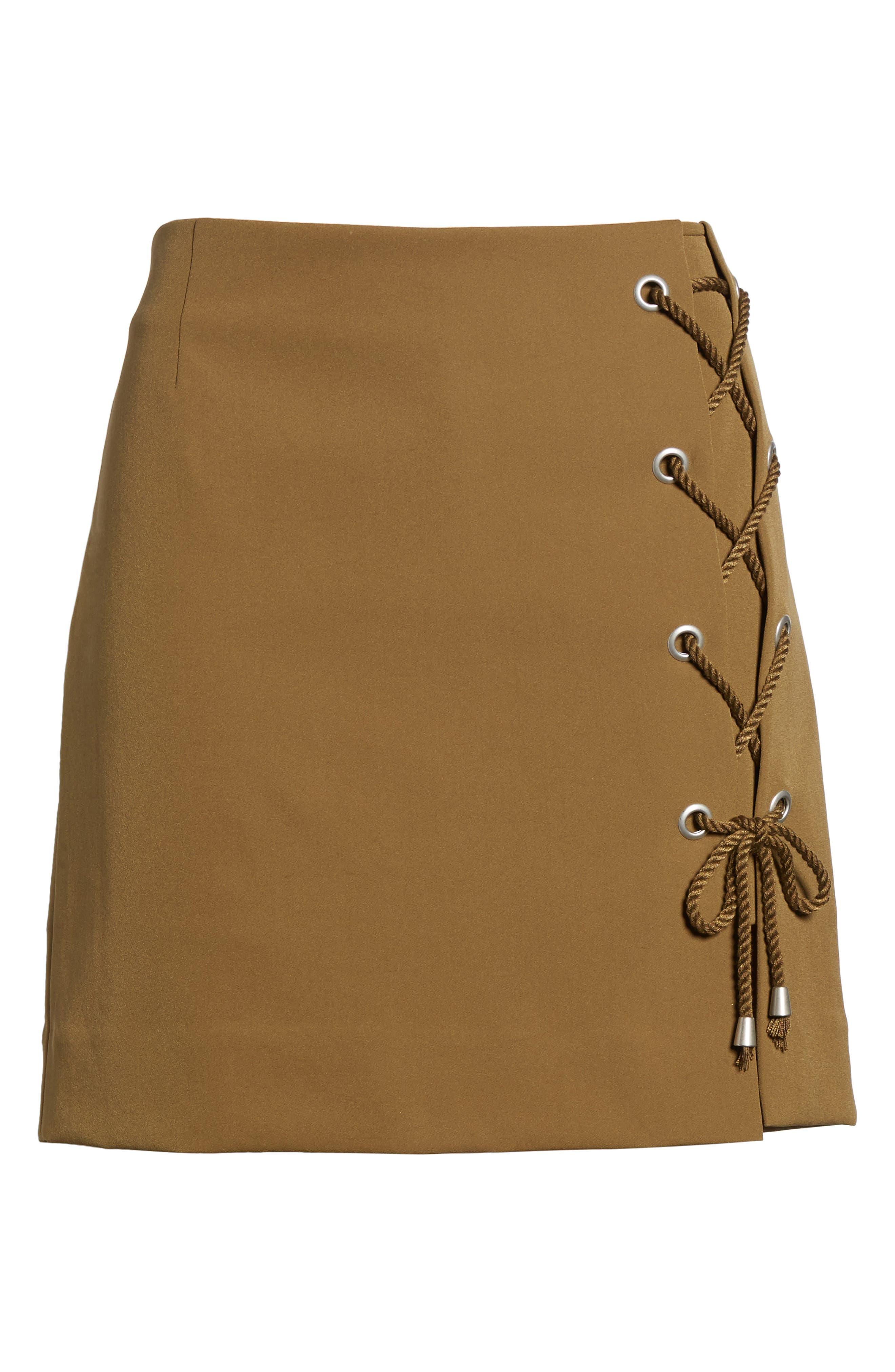 Alternate Image 6  - Rebecca Minkoff Stevia Miniskirt