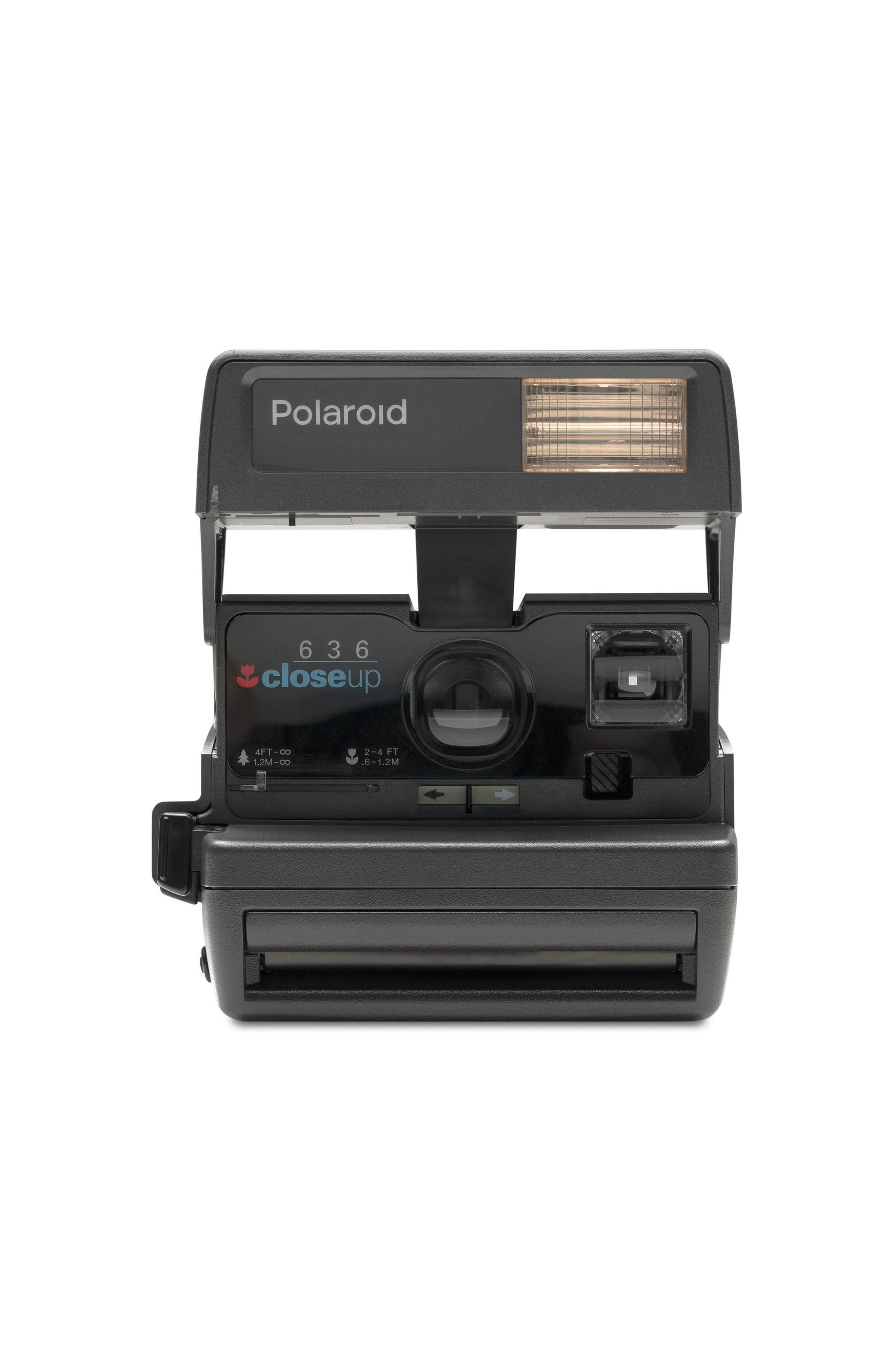Impossible Project Polaroid 600 Onestep Closeup Instant Camera