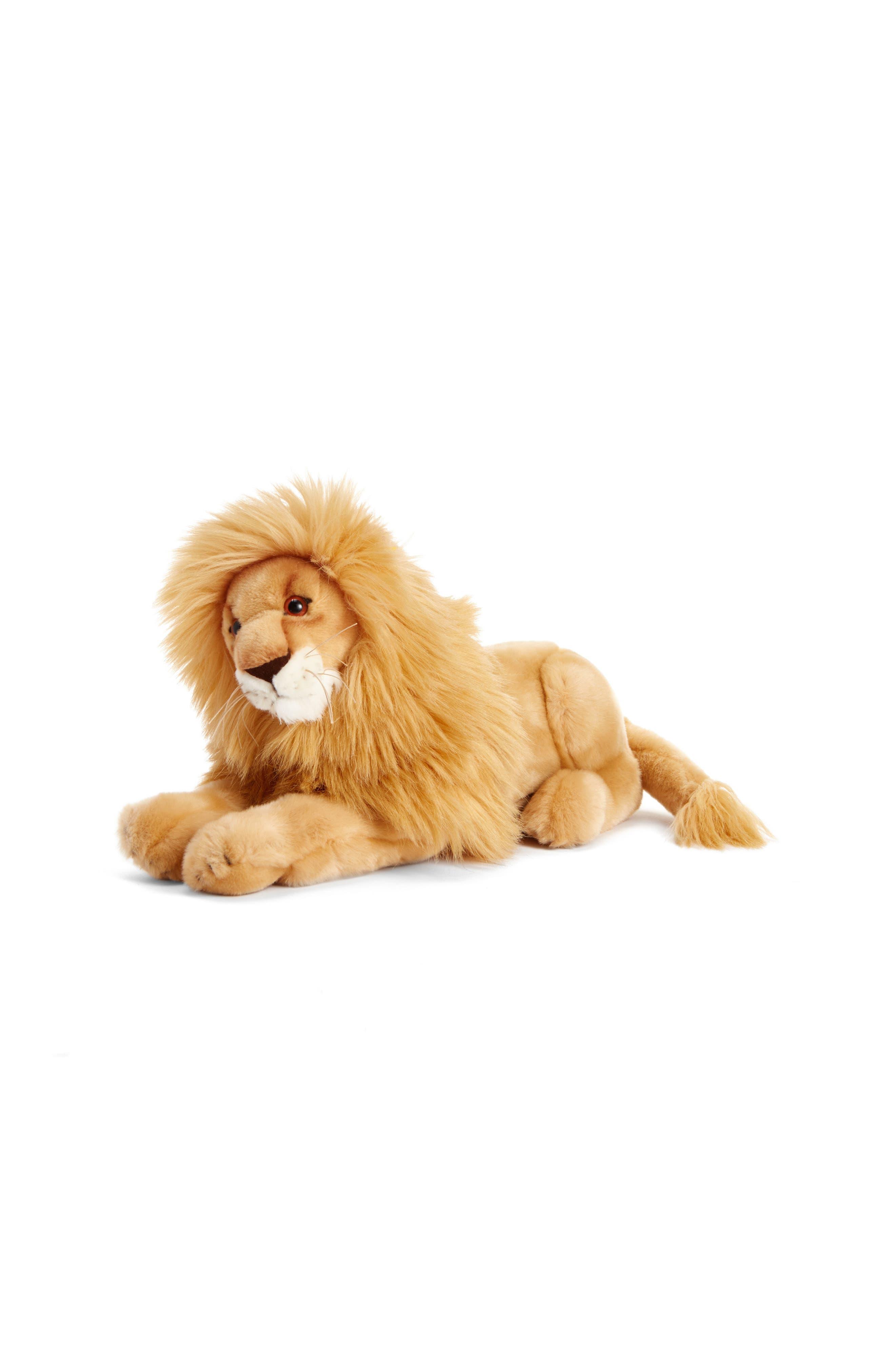 Steiff Leo Lion Stuffed Animal