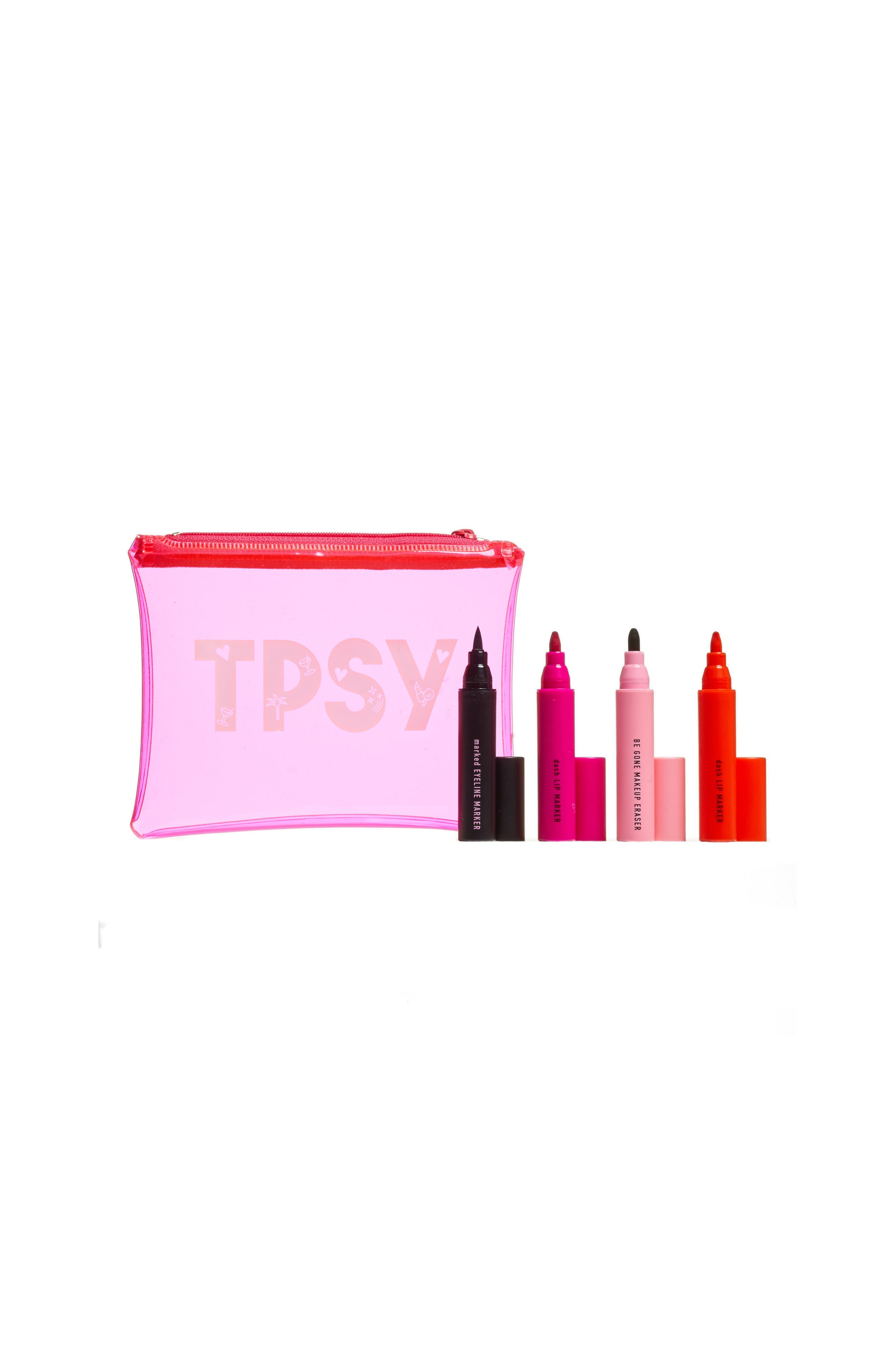 TPSY 4 Piece Special Edition Marker Set