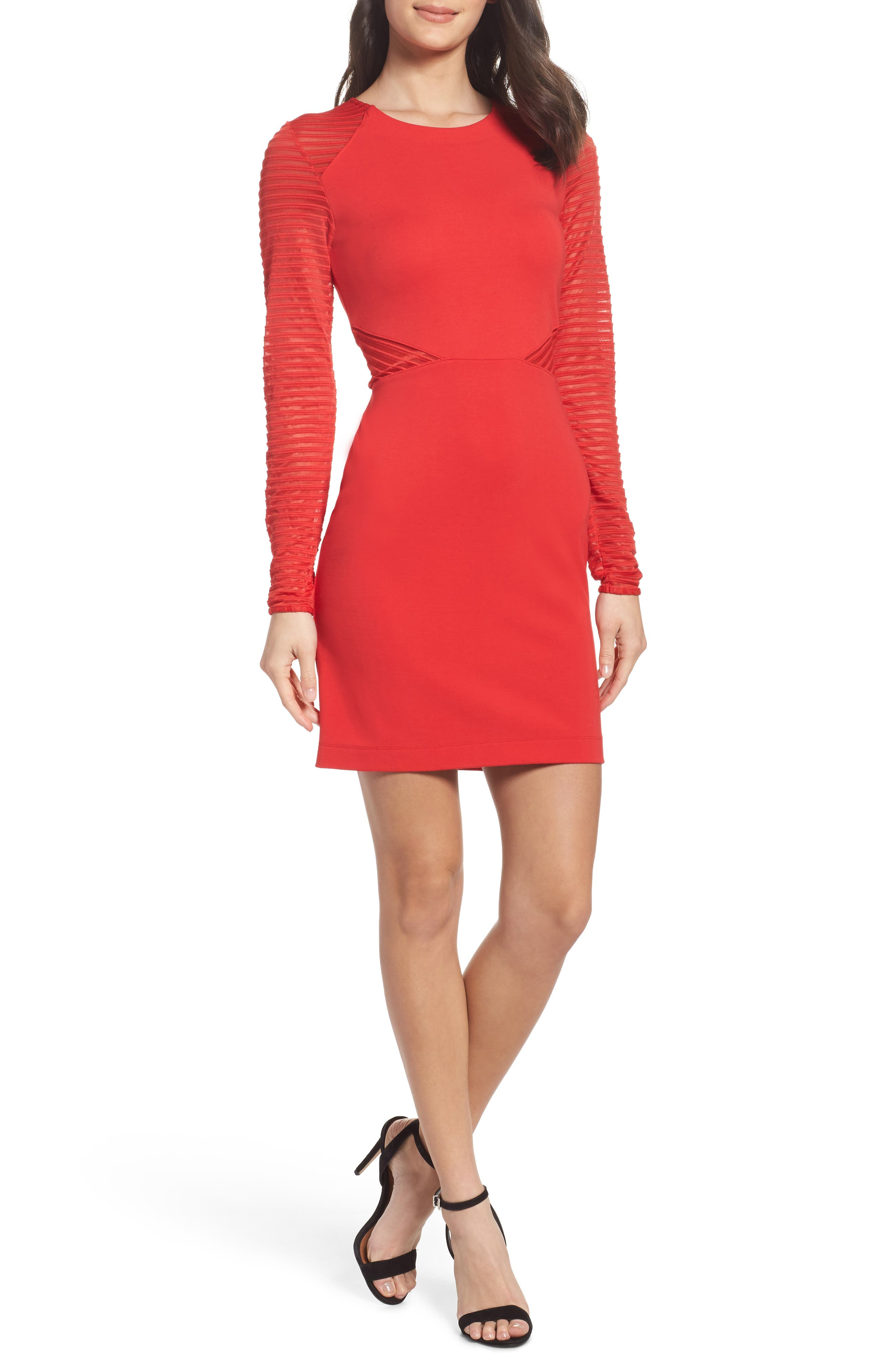 Alternate Image 1 Selected - French Connection Thiestis Body-Con Dress