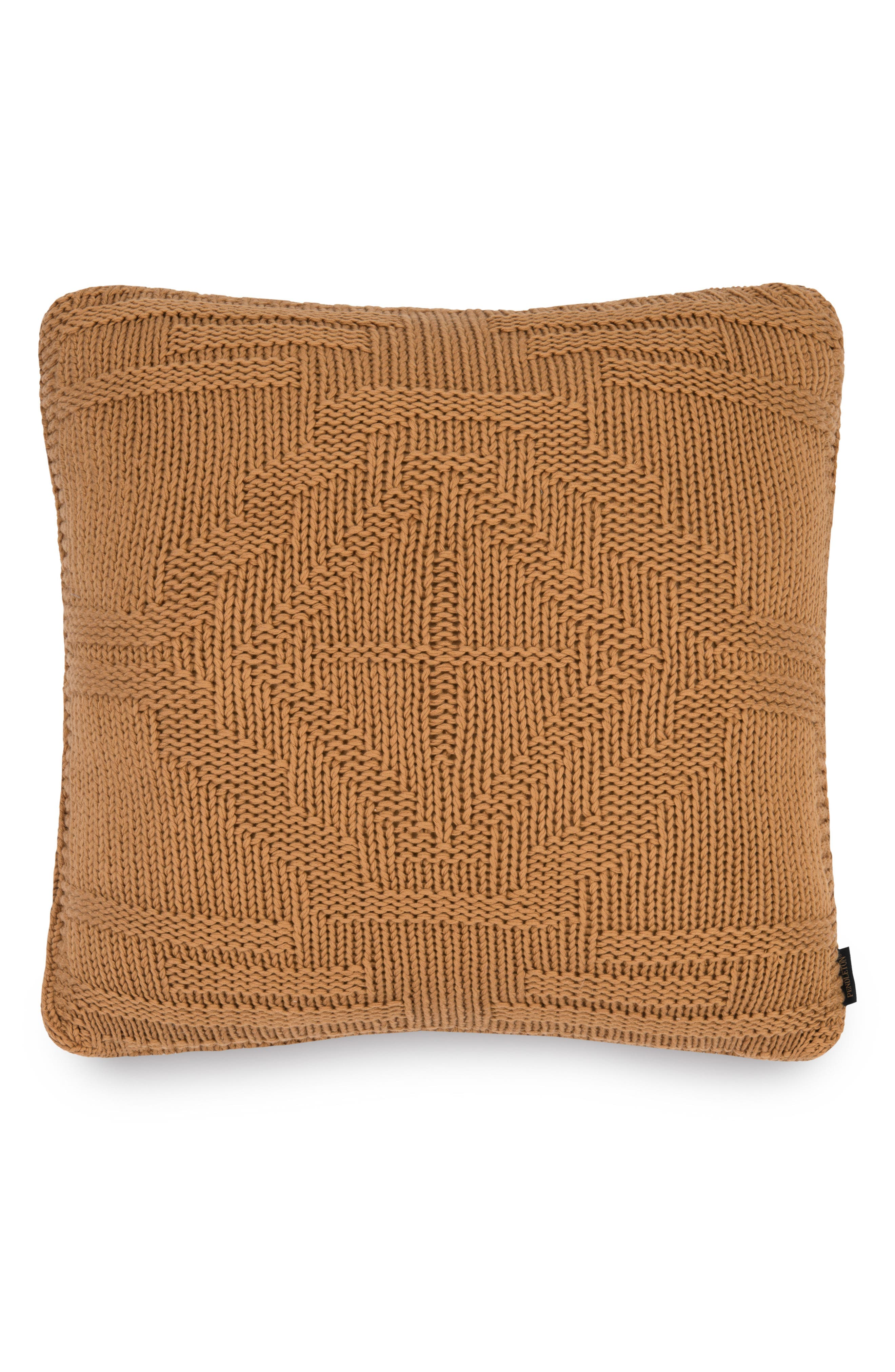 Santa Clara Pillow,                         Main,                         color, Cinnamon
