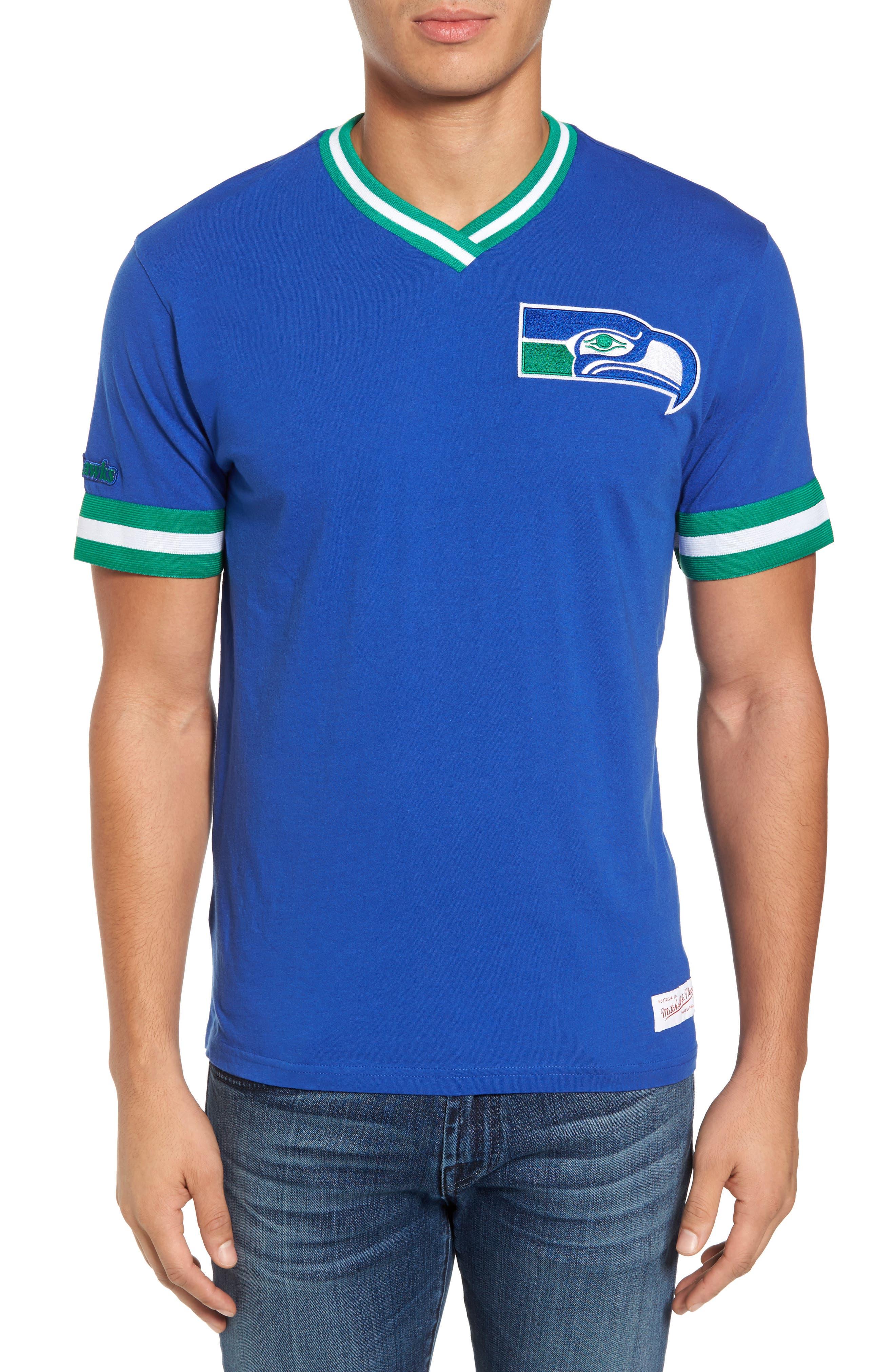 Mitchell & Ness NFL Seahawks T-Shirt