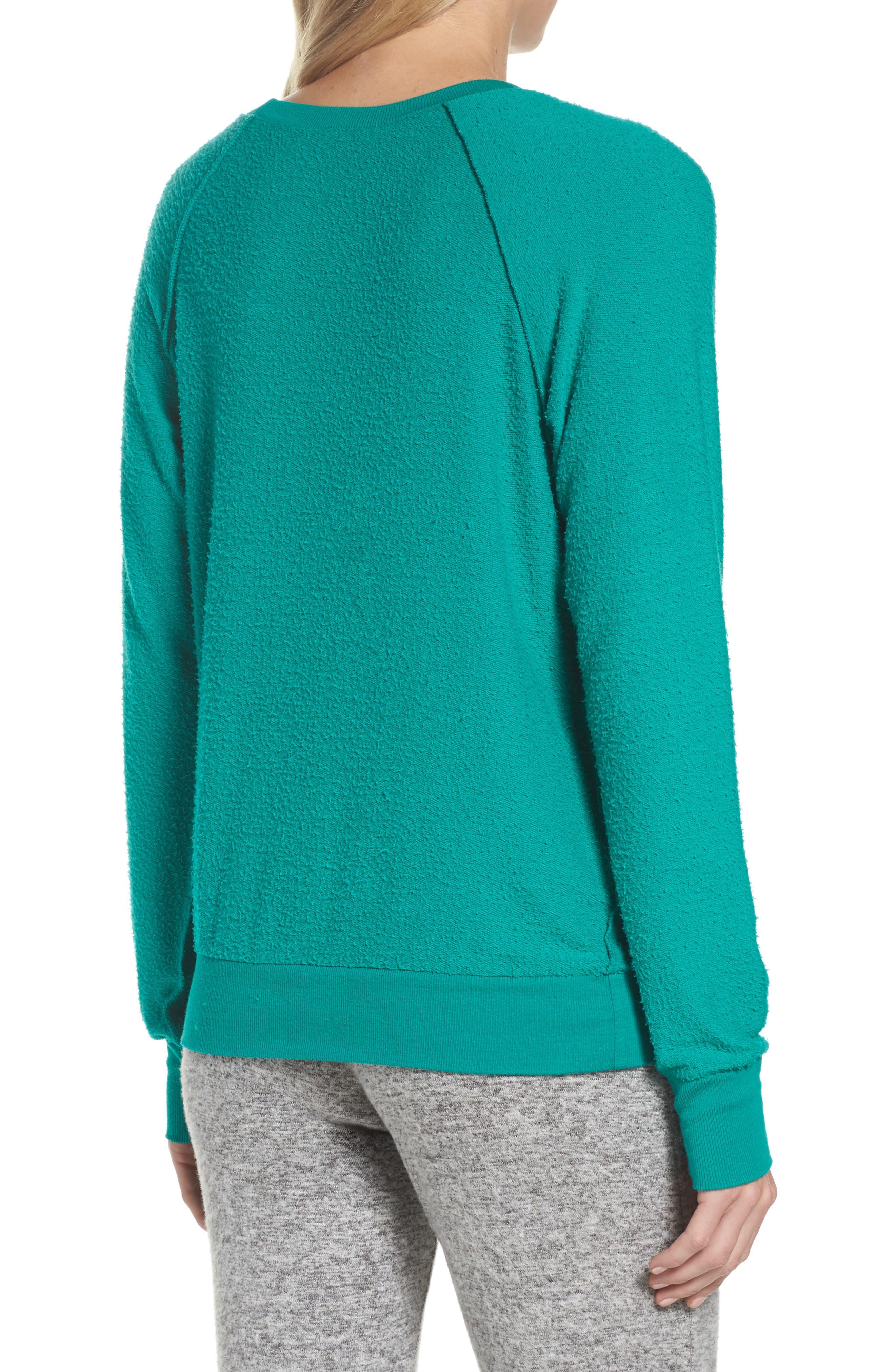 Edge Sweatshirt,                             Alternate thumbnail 2, color,                             Kelly
