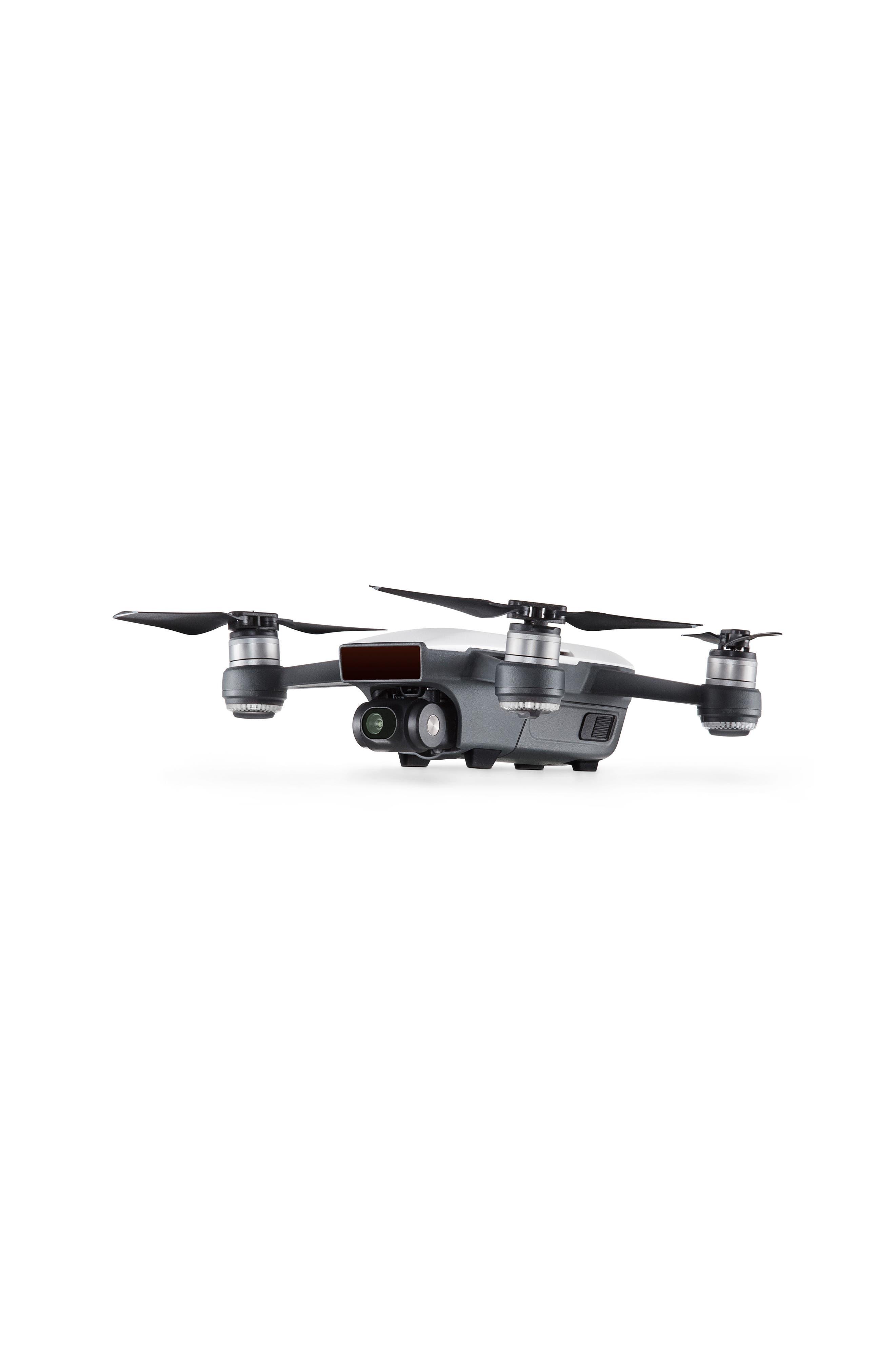 Spark Mini Flying Quadcopter,                             Alternate thumbnail 3, color,                             White