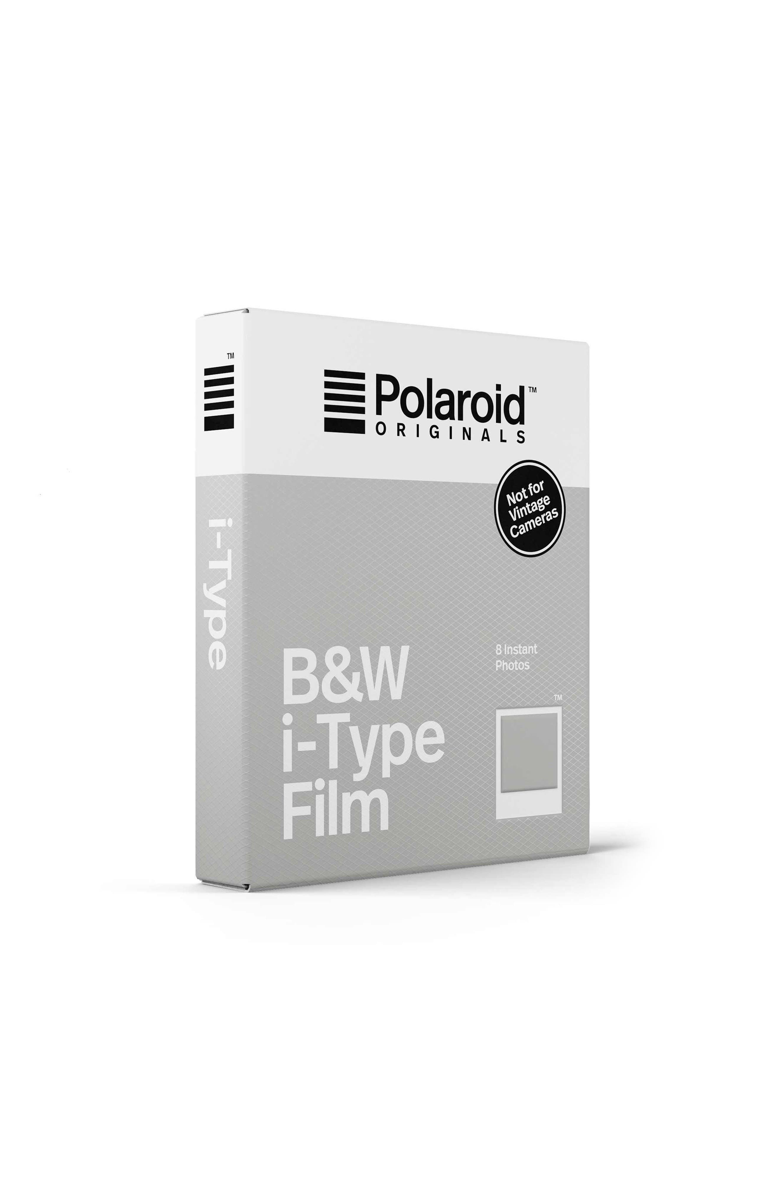 i-Type Black & White Instant Film,                             Alternate thumbnail 7, color,                             None