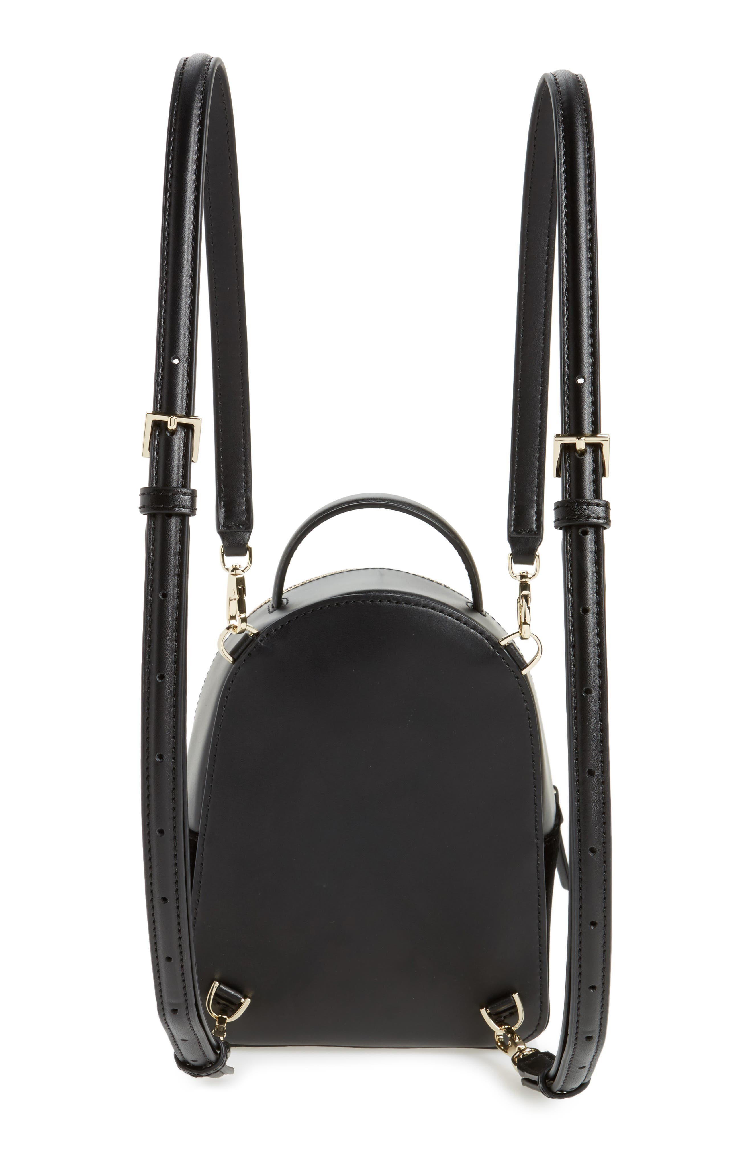 Alternate Image 3  - kate spade new york watson lane velvet merry convertible backpack