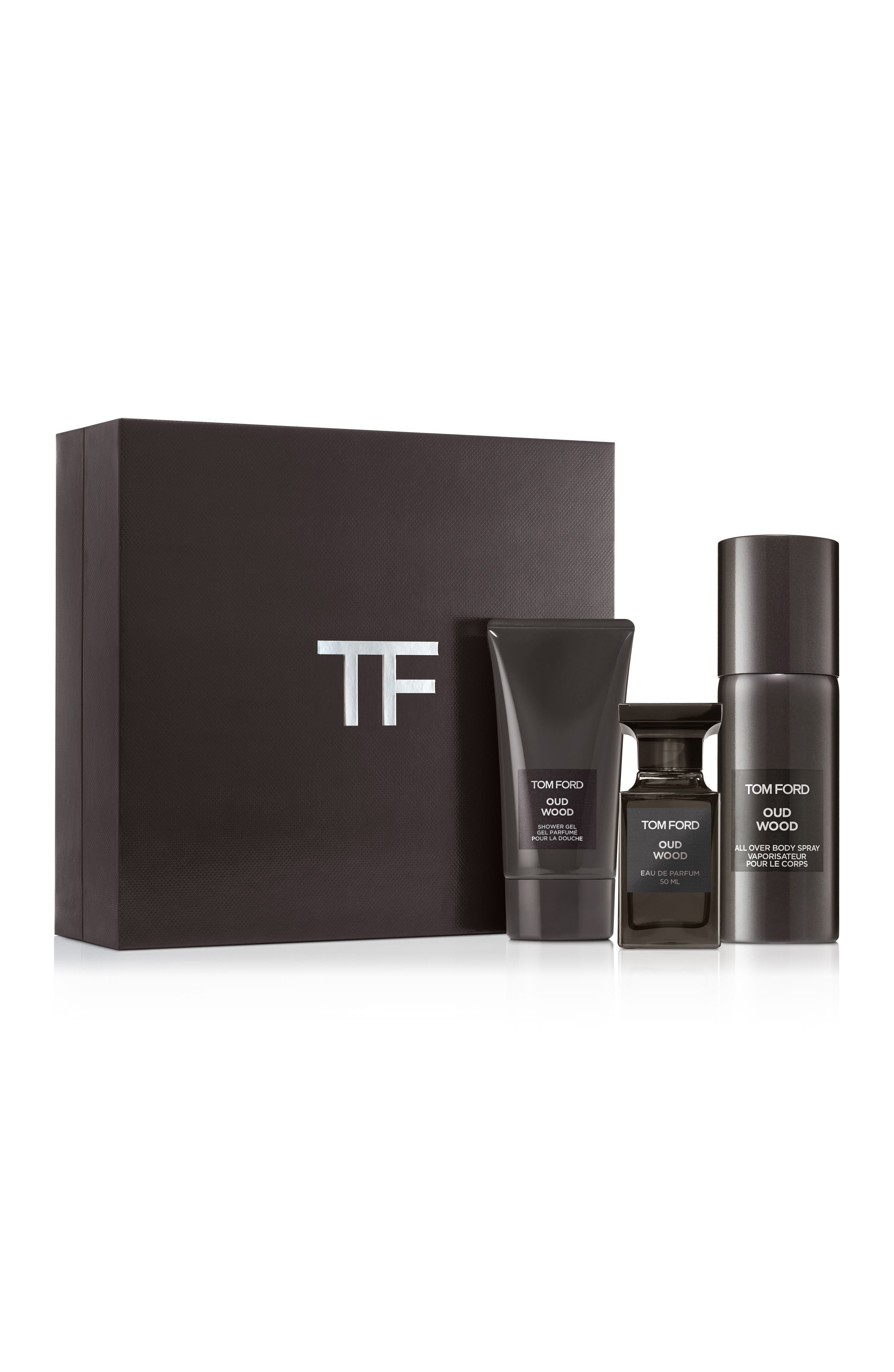 Alternate Image 1 Selected - Tom Ford Private Blend Oud Wood Set