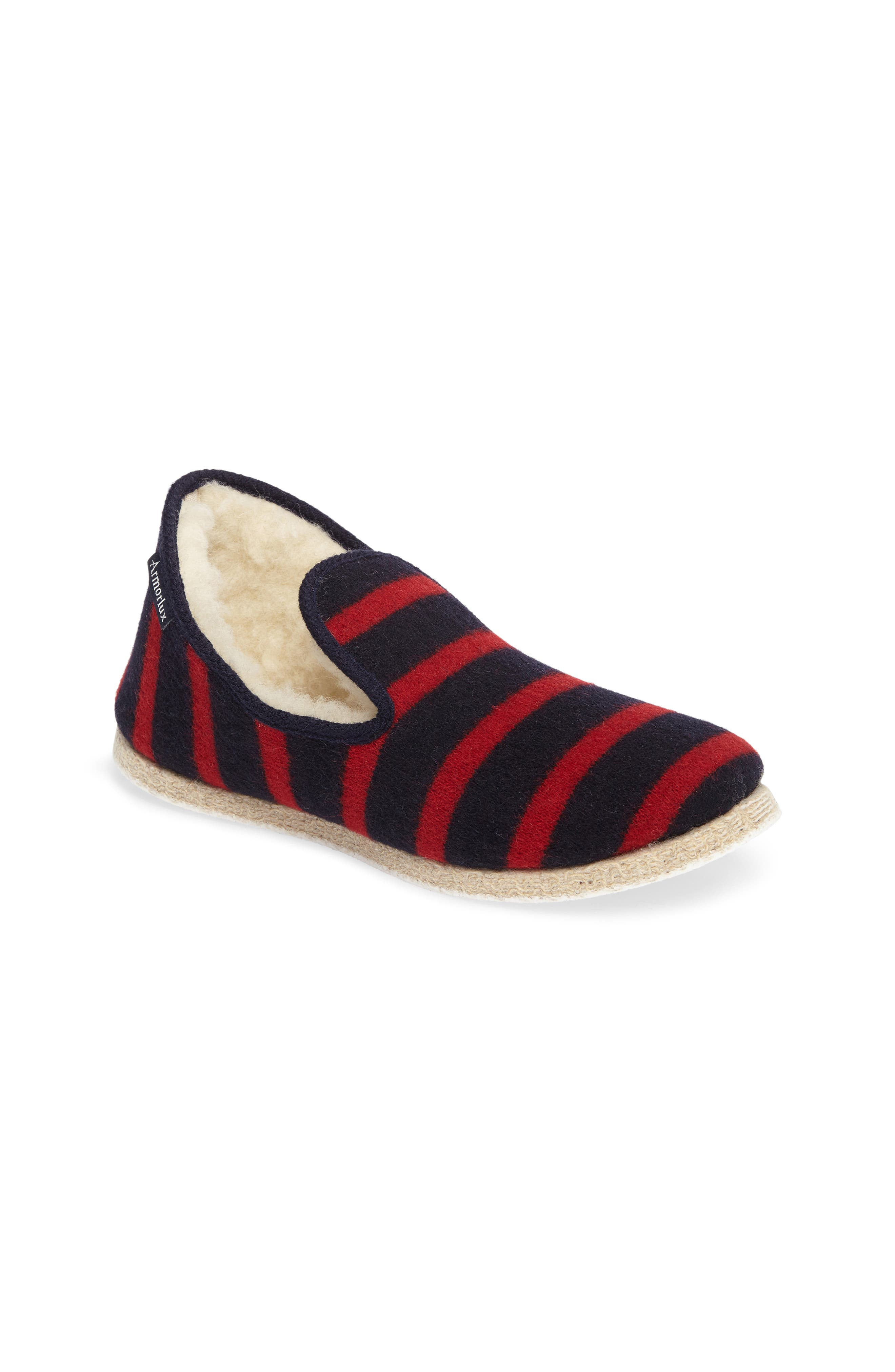 Armor Lux Stripe Slipper (Men)