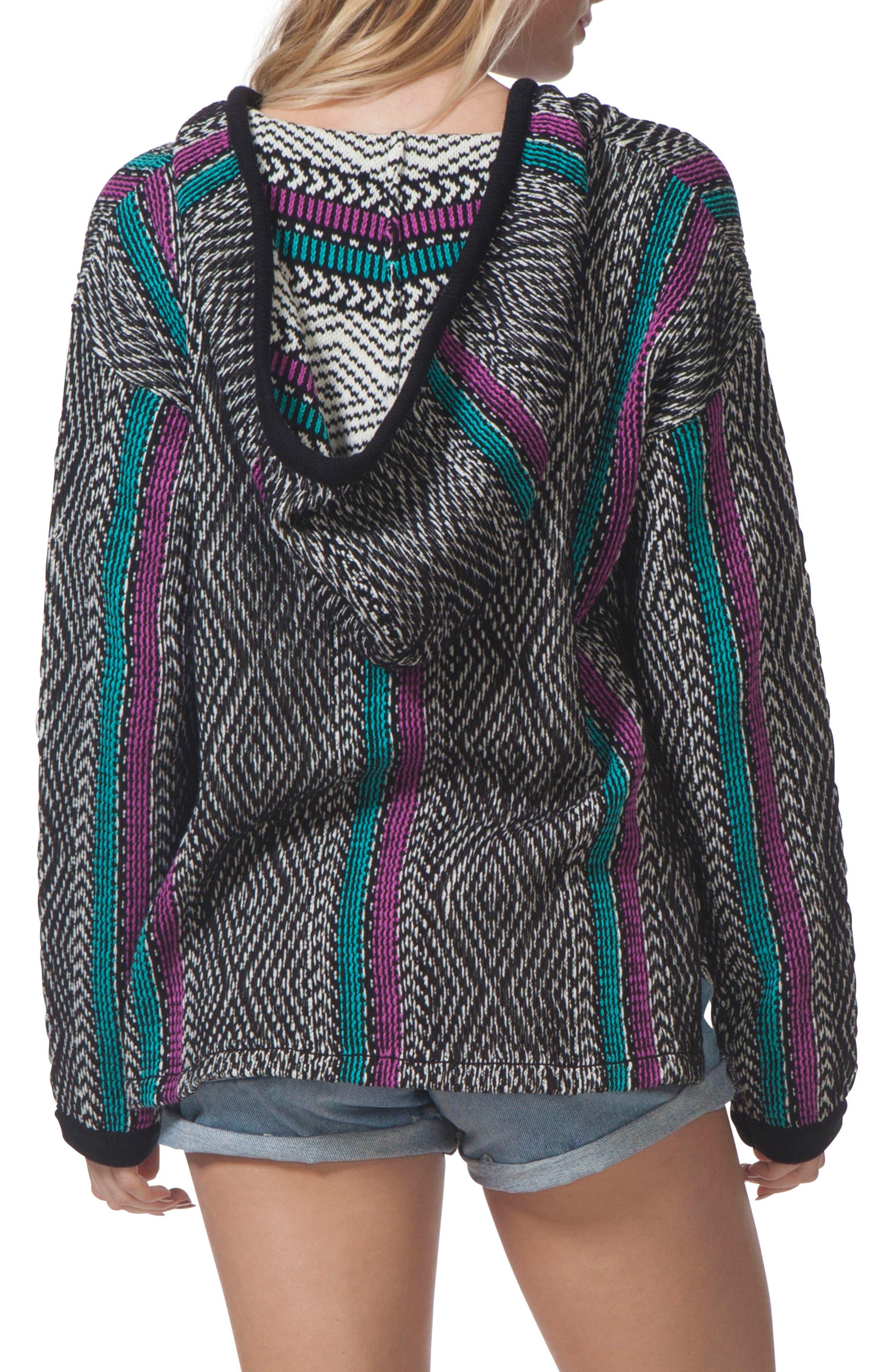Alternate Image 2  - Rip Curl Black Sands Pullover