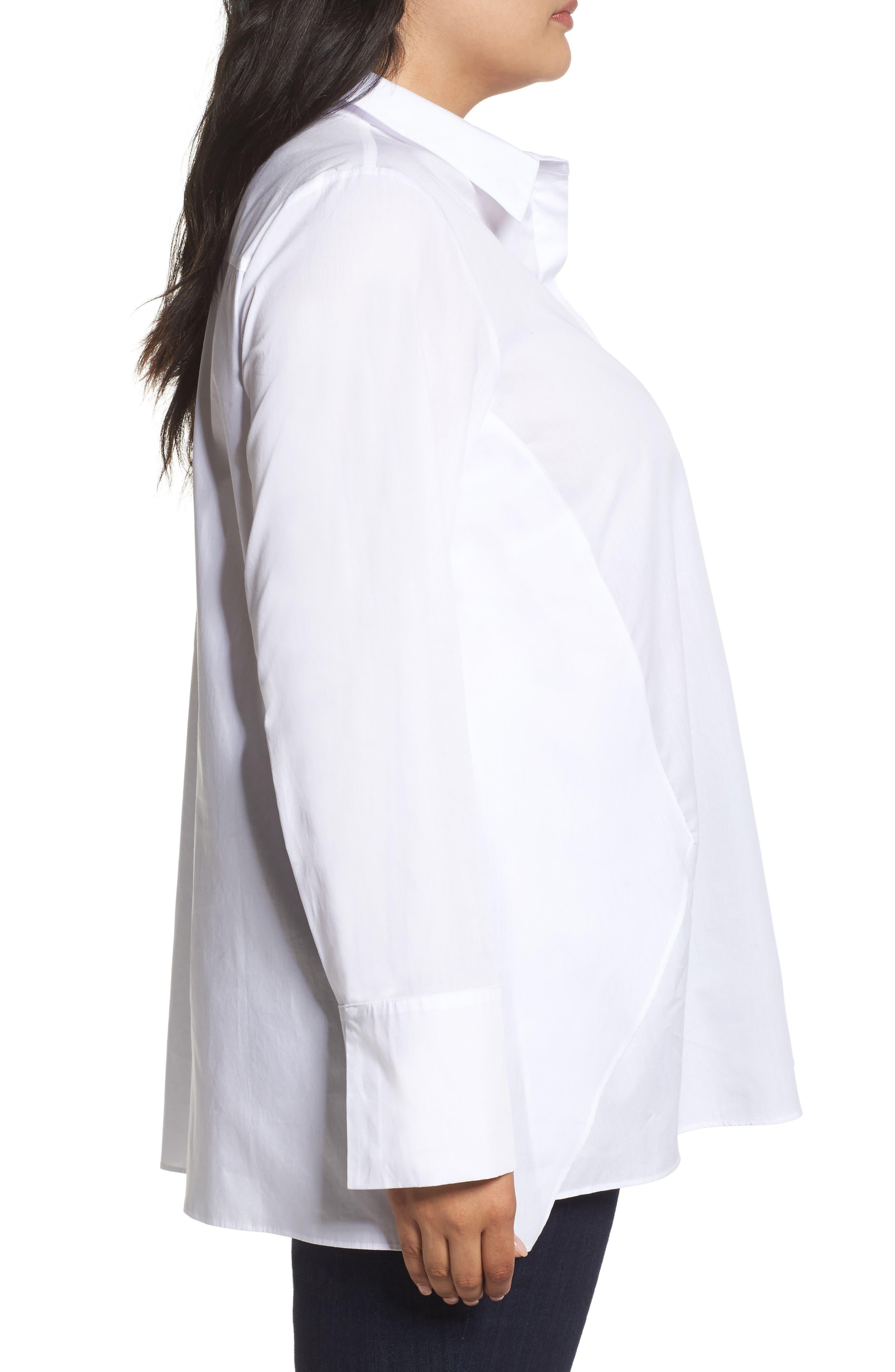 Fato Shirt,                             Alternate thumbnail 3, color,                             White