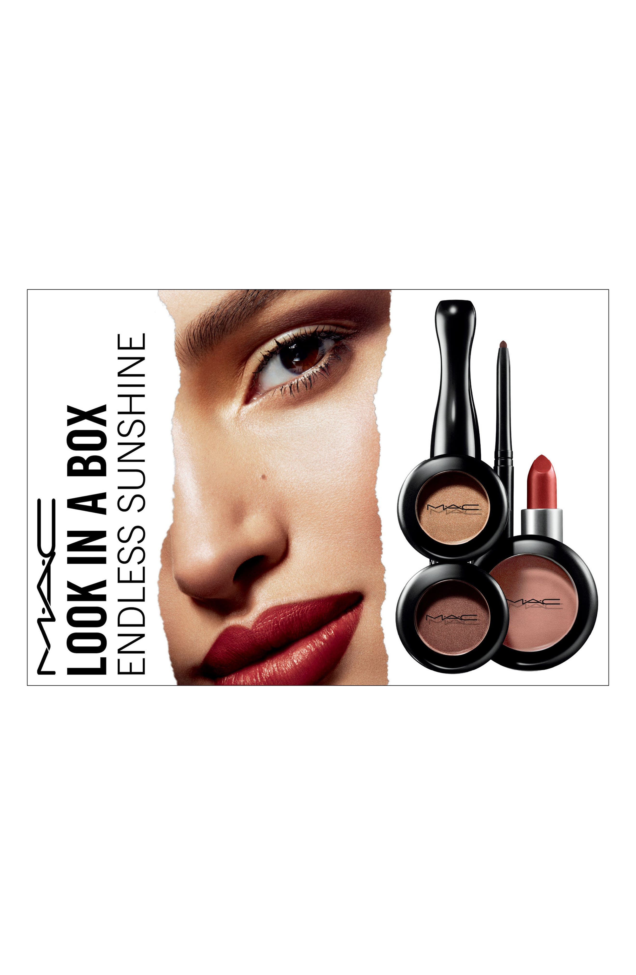 MAC Look in a Box Endless Sunshine Collection,                             Main thumbnail 1, color,                             No Color