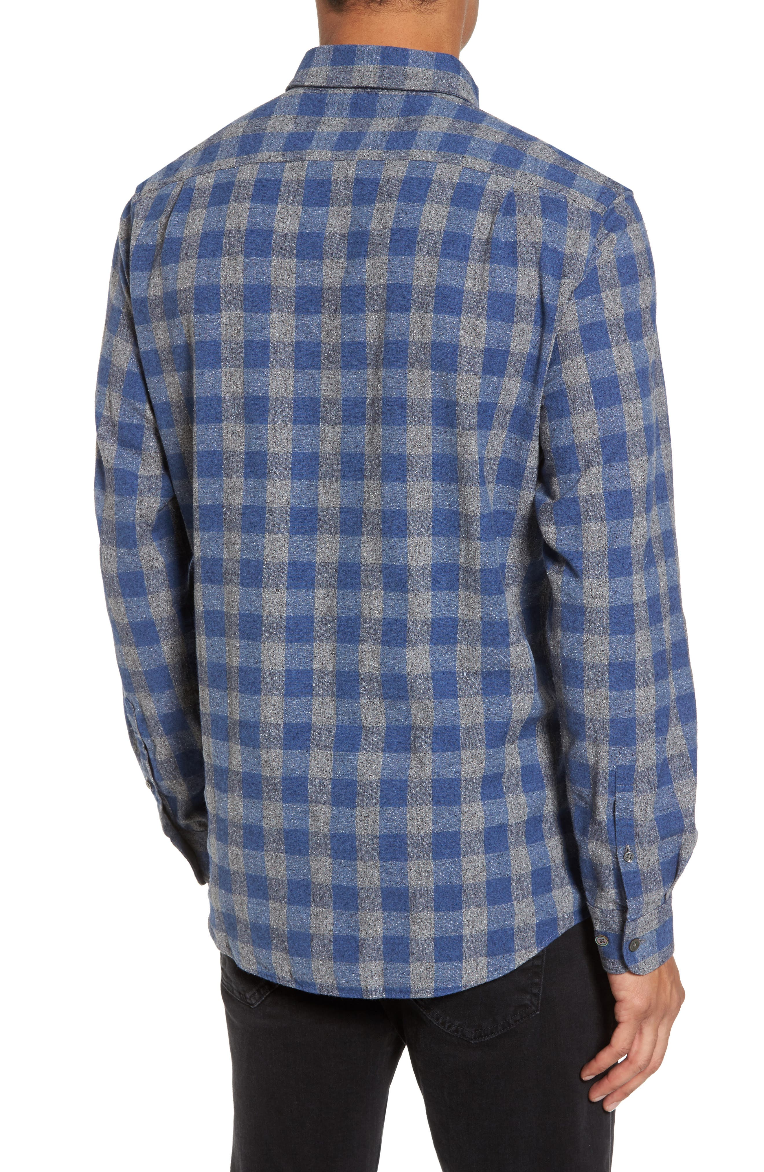 Alternate Image 2  - Rodd & Gunn Avon River Sports Fit Check Flannel Shirt