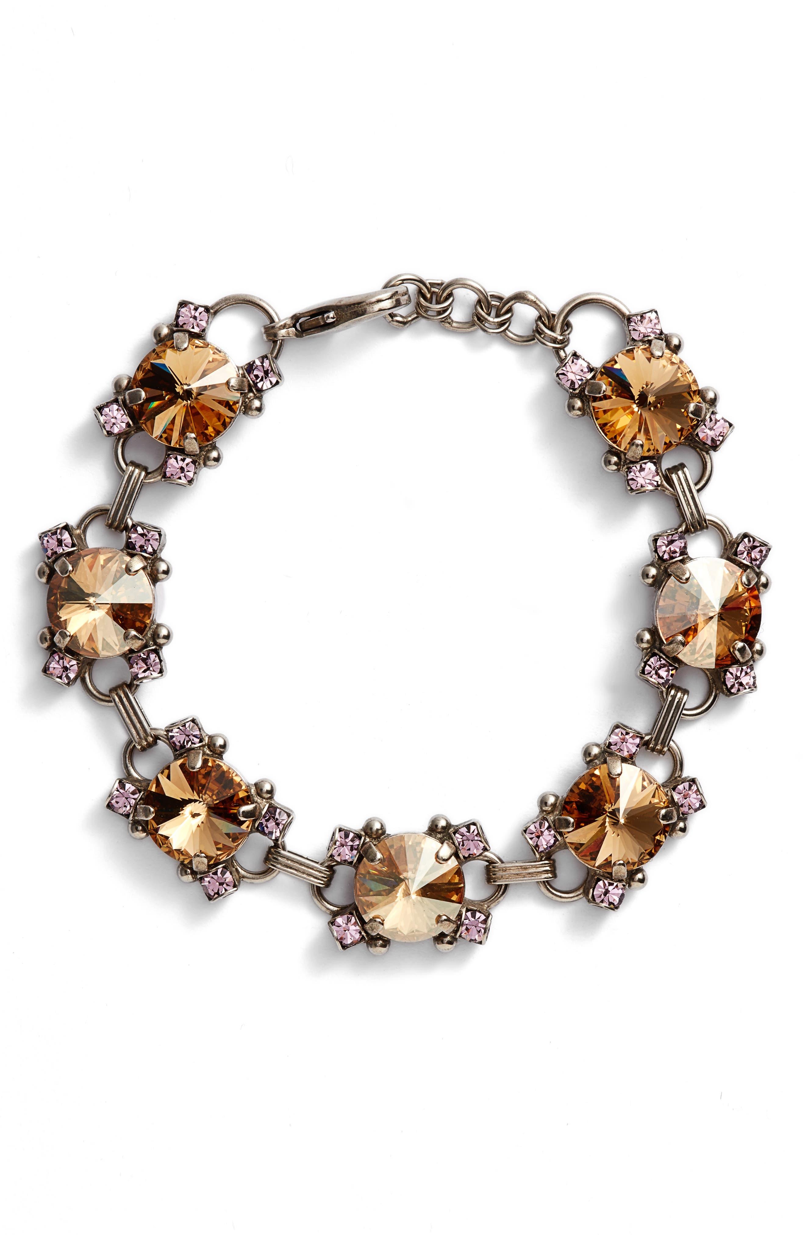 Alternate Image 1 Selected - Sorrelli Marigold Bracelet