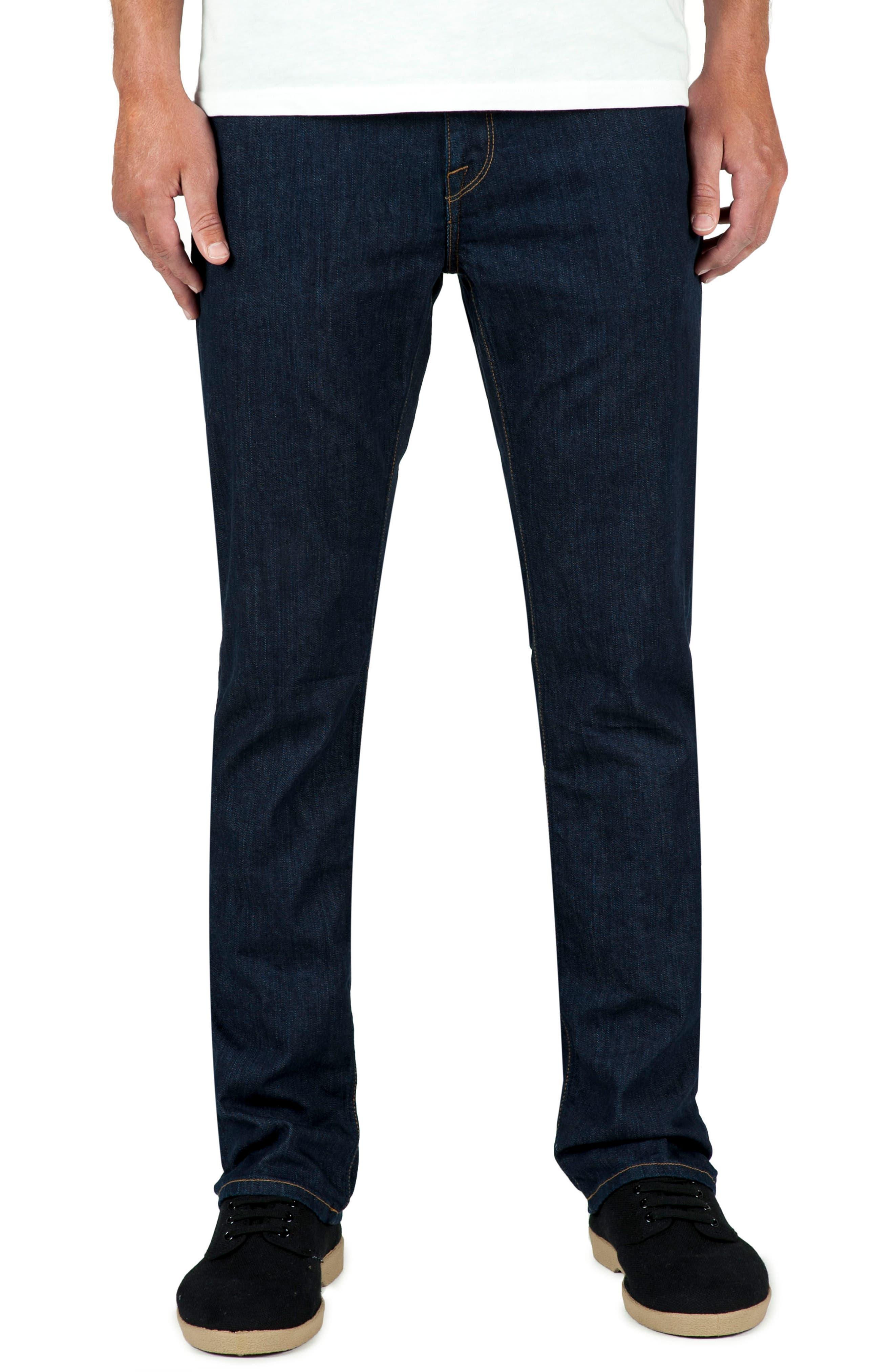 Solver Denim Pants,                         Main,                         color, Ocean