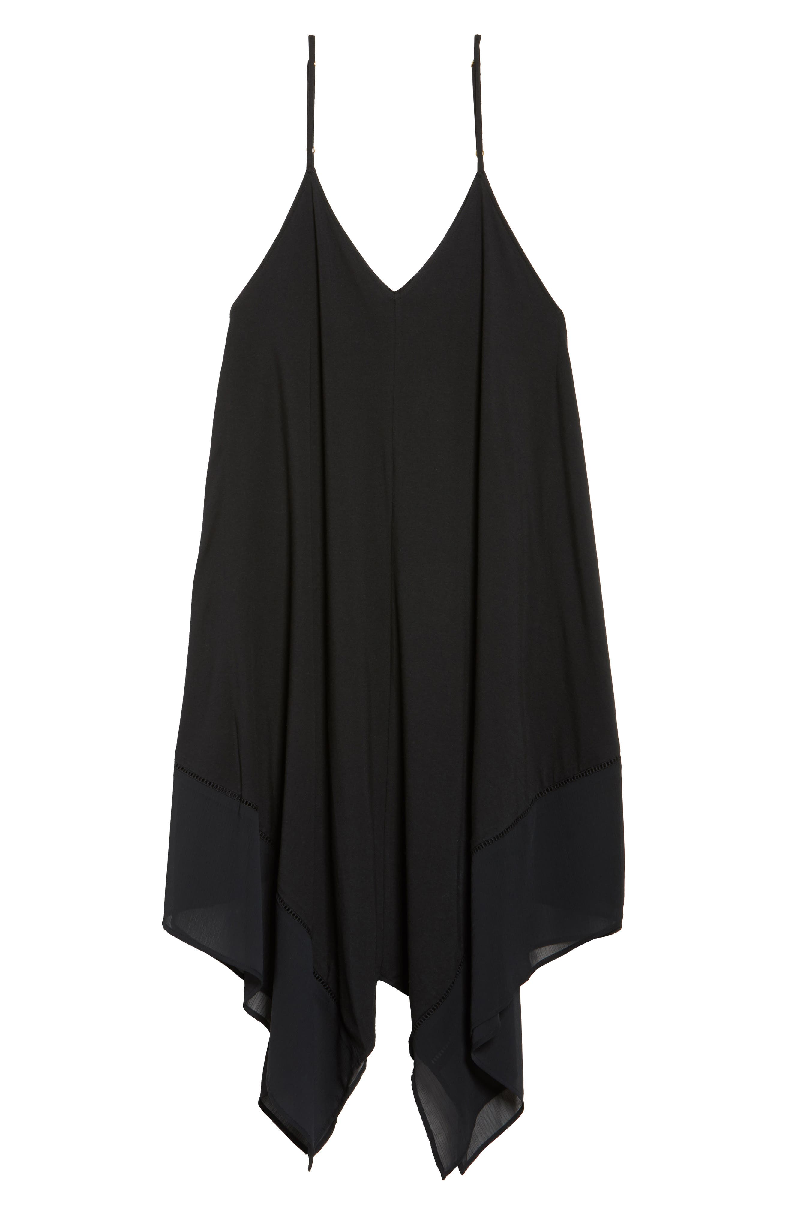 Cover-Up Scarf Dress,                             Alternate thumbnail 2, color,                             Mare Navy