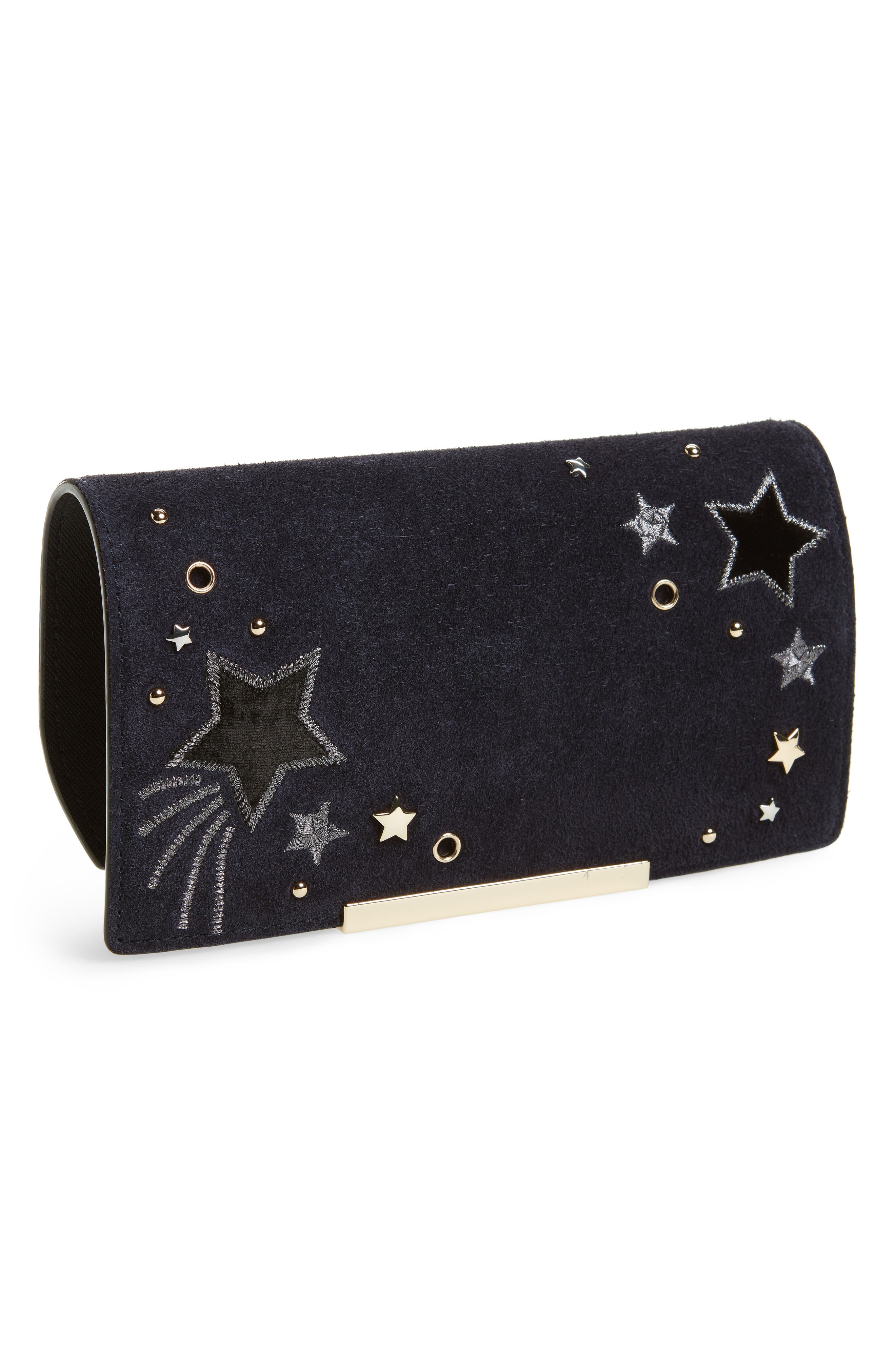 Alternate Image 1 Selected - kate spade new york make it mine star embellished snap-on accent flap