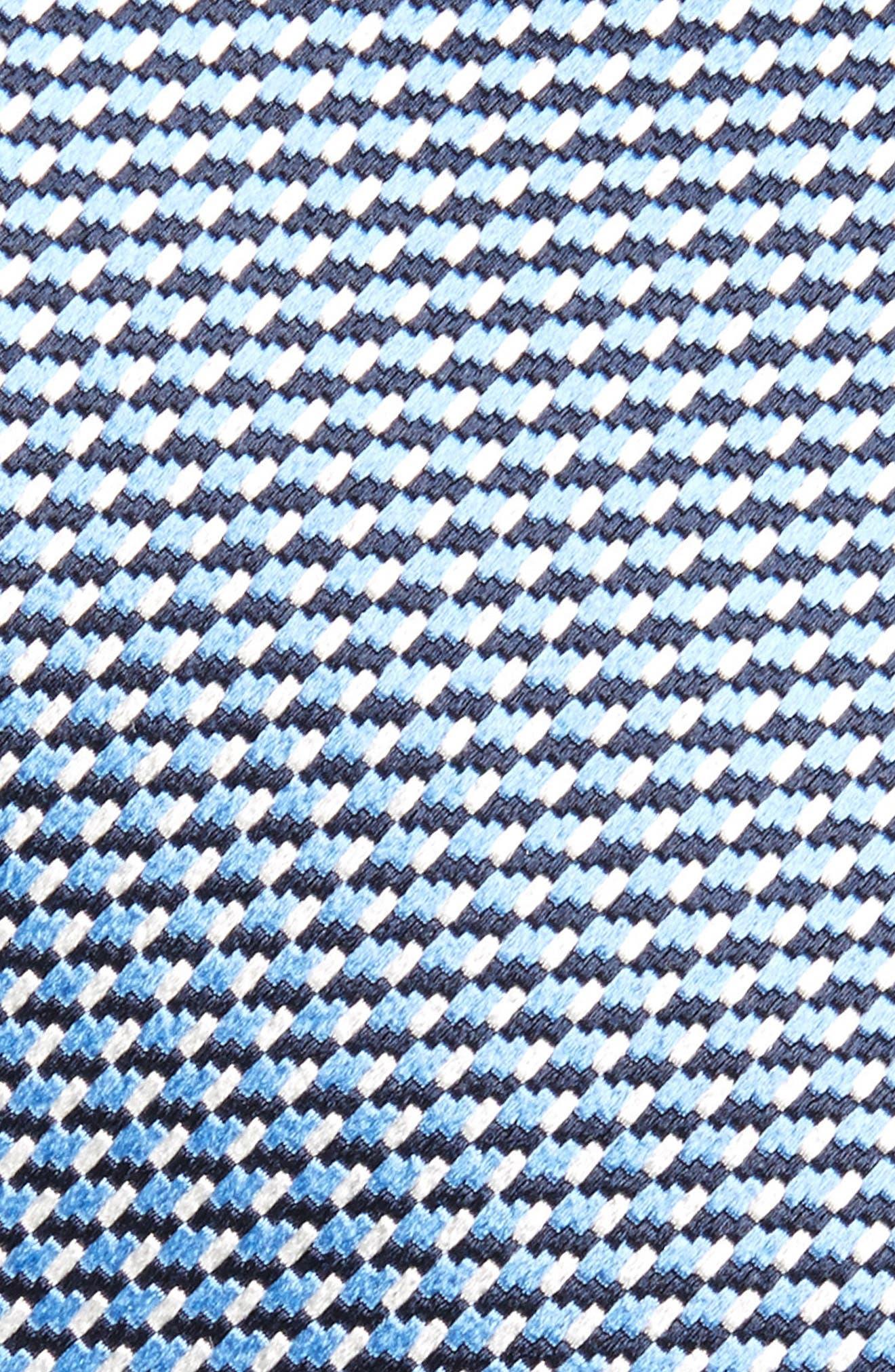 Alternate Image 2  - Ermenegildo Zegna Geometric Silk Tie (X-Long)