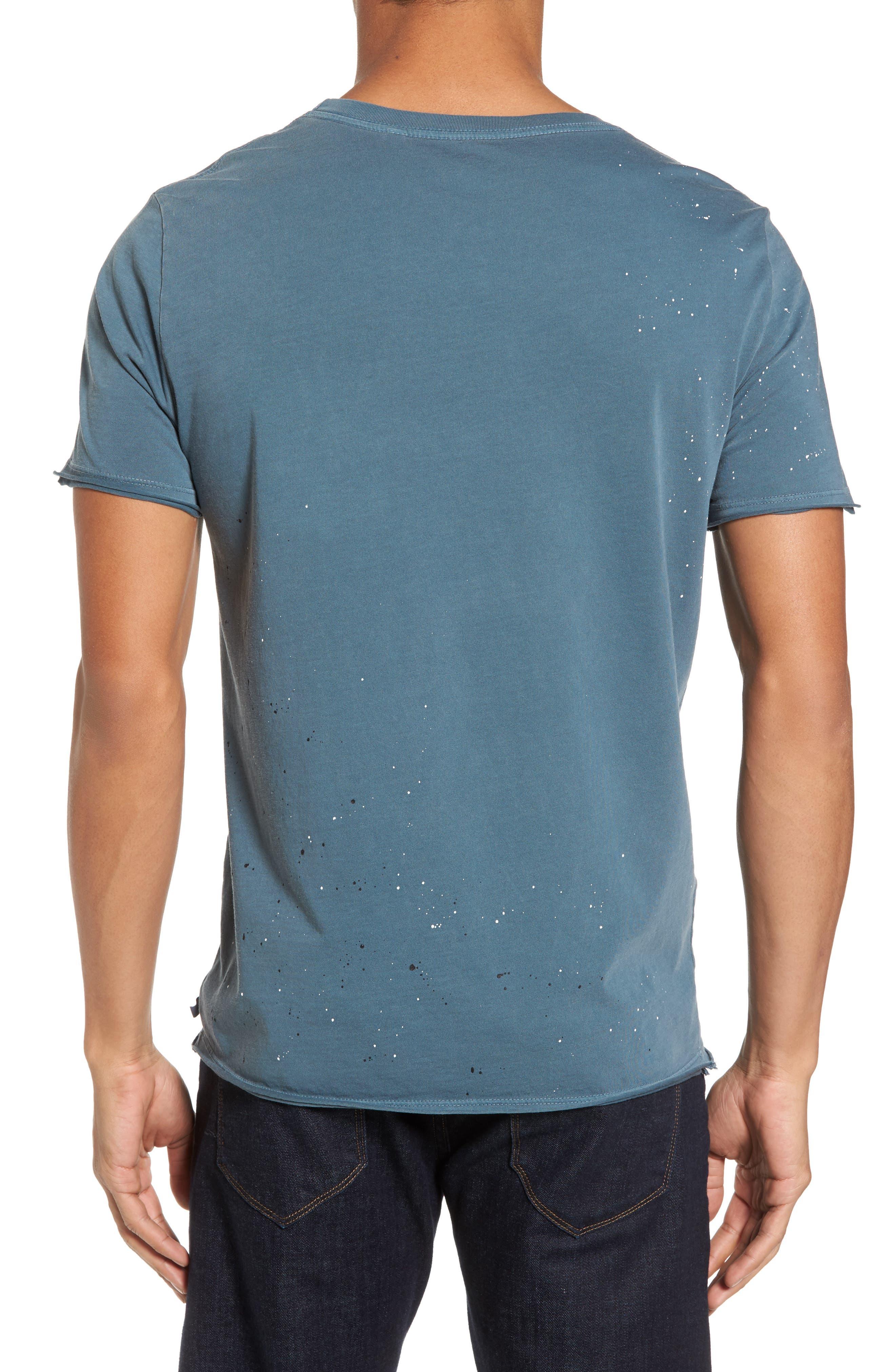 Alternate Image 2  - AG Anders Slim Fit Pocket T-Shirt