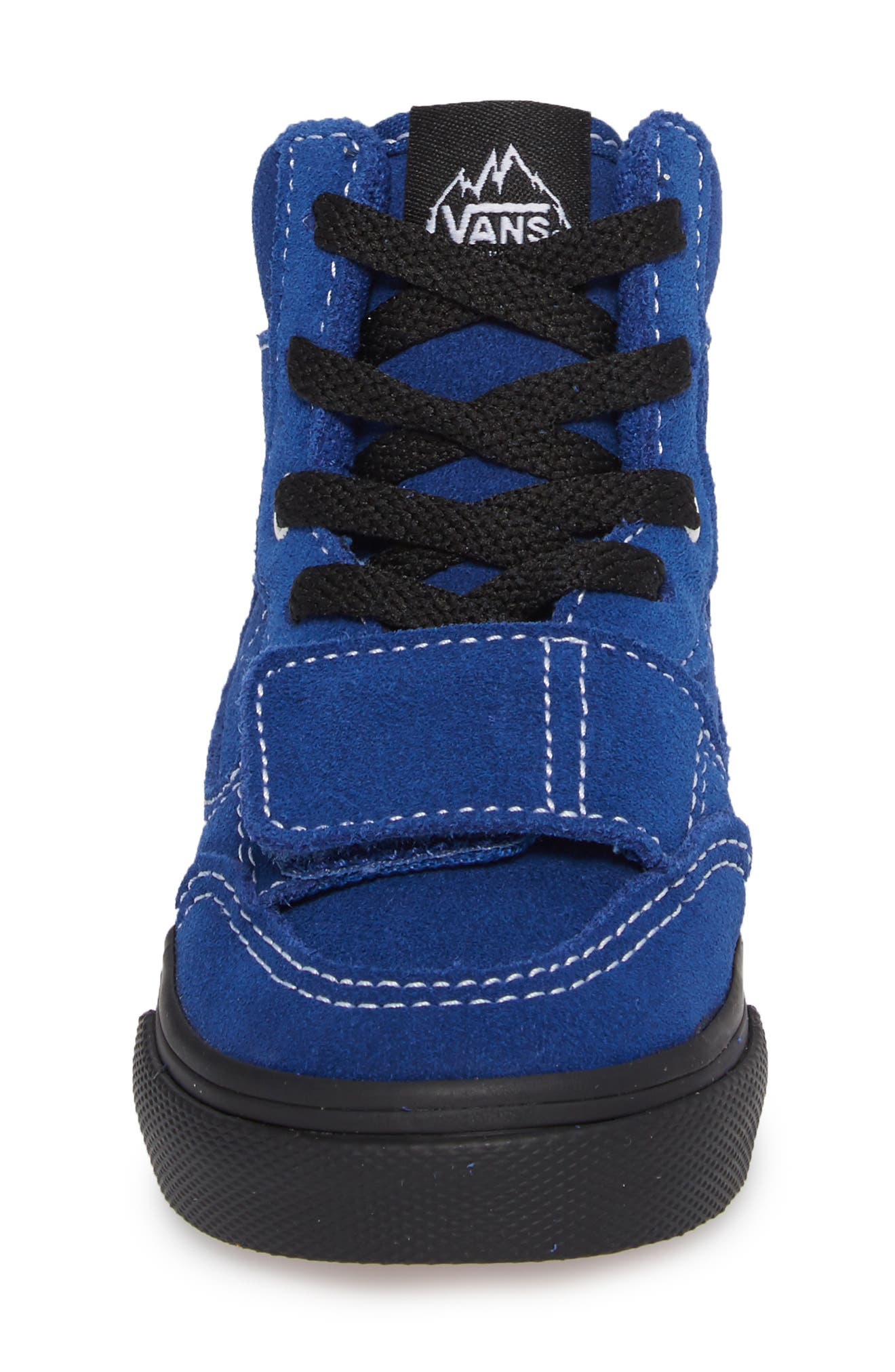 Mountain Edition Mid Top Sneaker,                             Alternate thumbnail 4, color,                             Blue/ Black