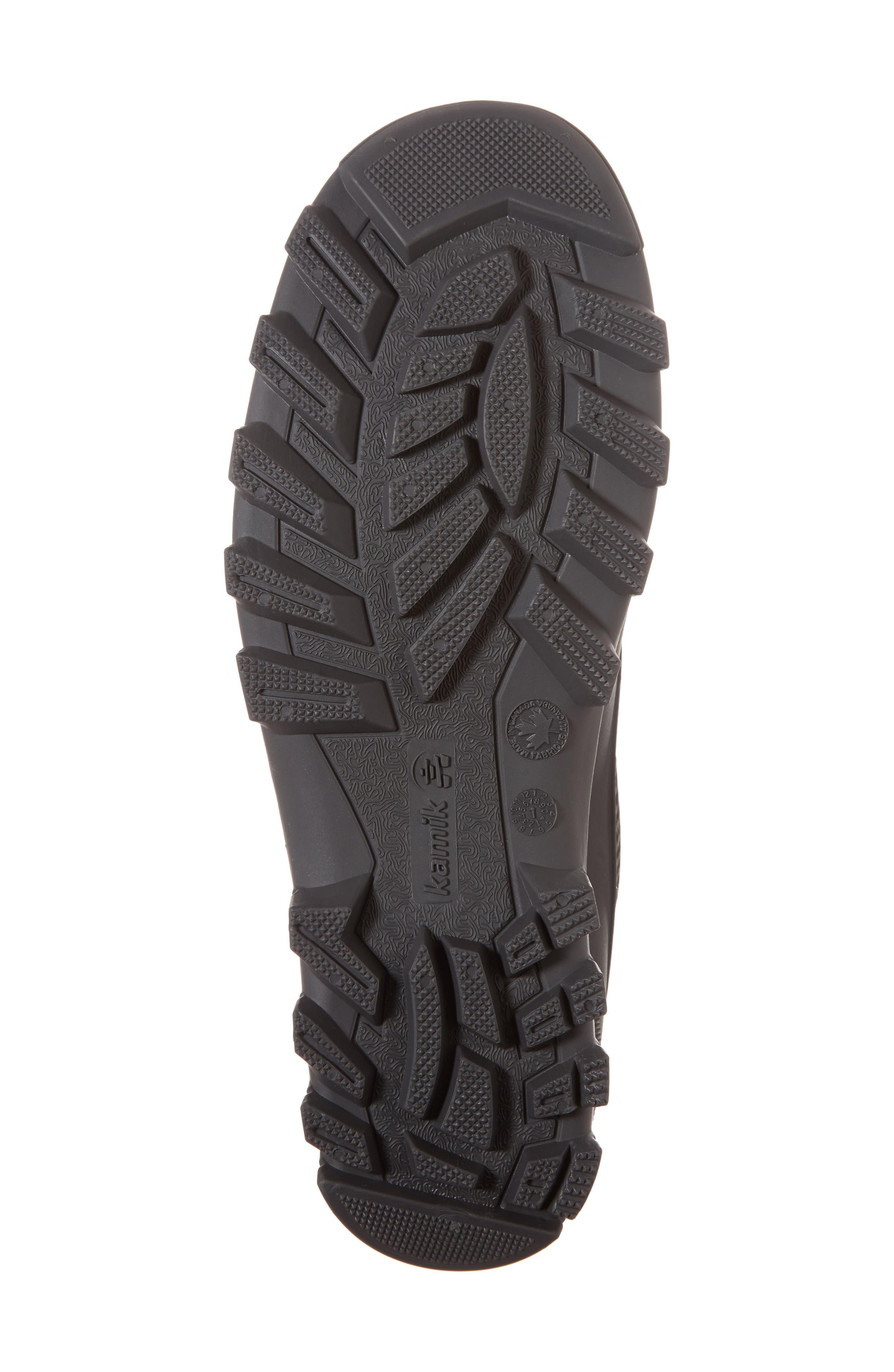 Alternate Image 6  - Kamik Yukon 6 Waterproof Insulated Three-Season Boot (Men)