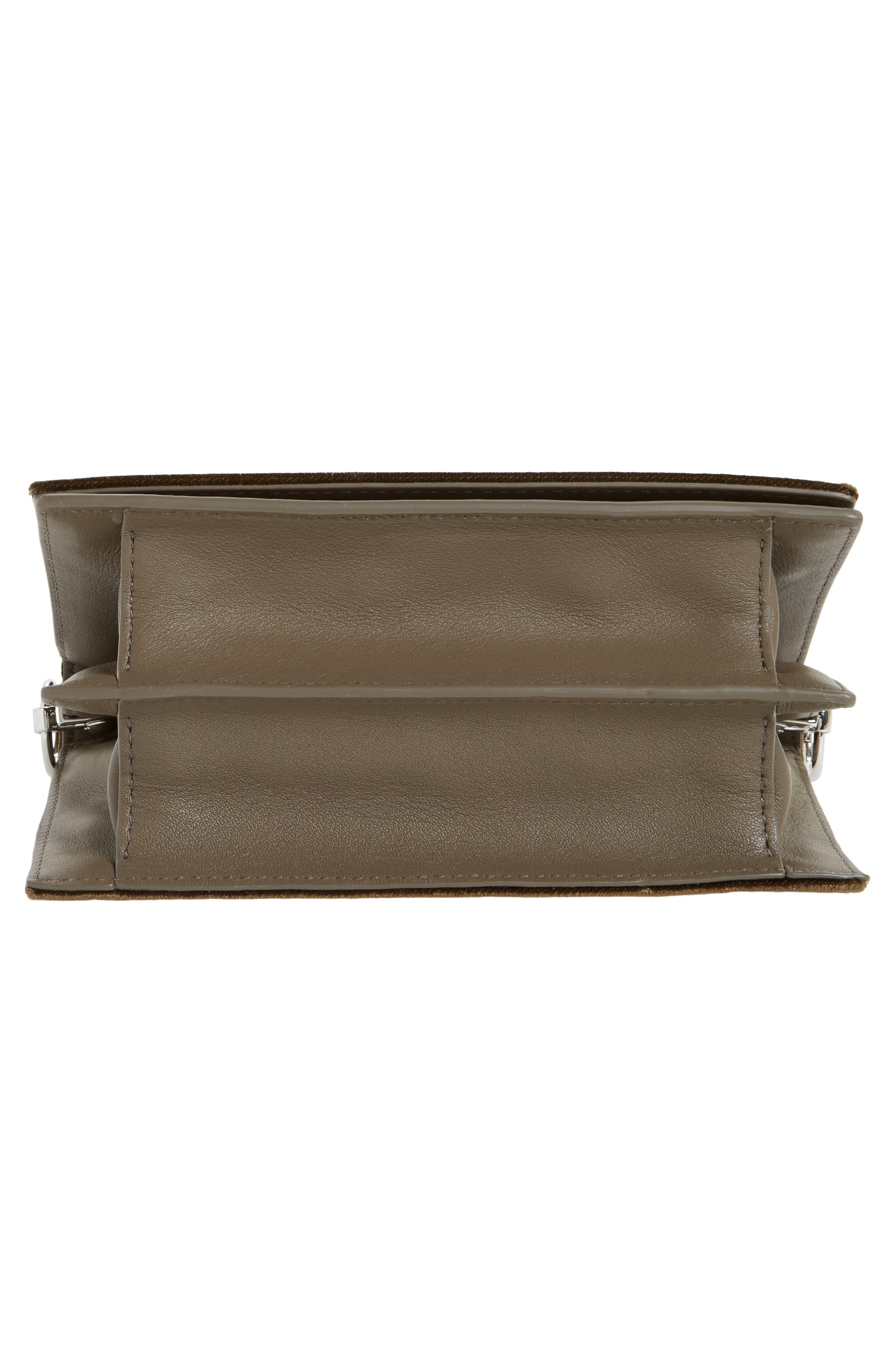 Keel Shoulder Bag,                             Alternate thumbnail 6, color,                             Mink Grey