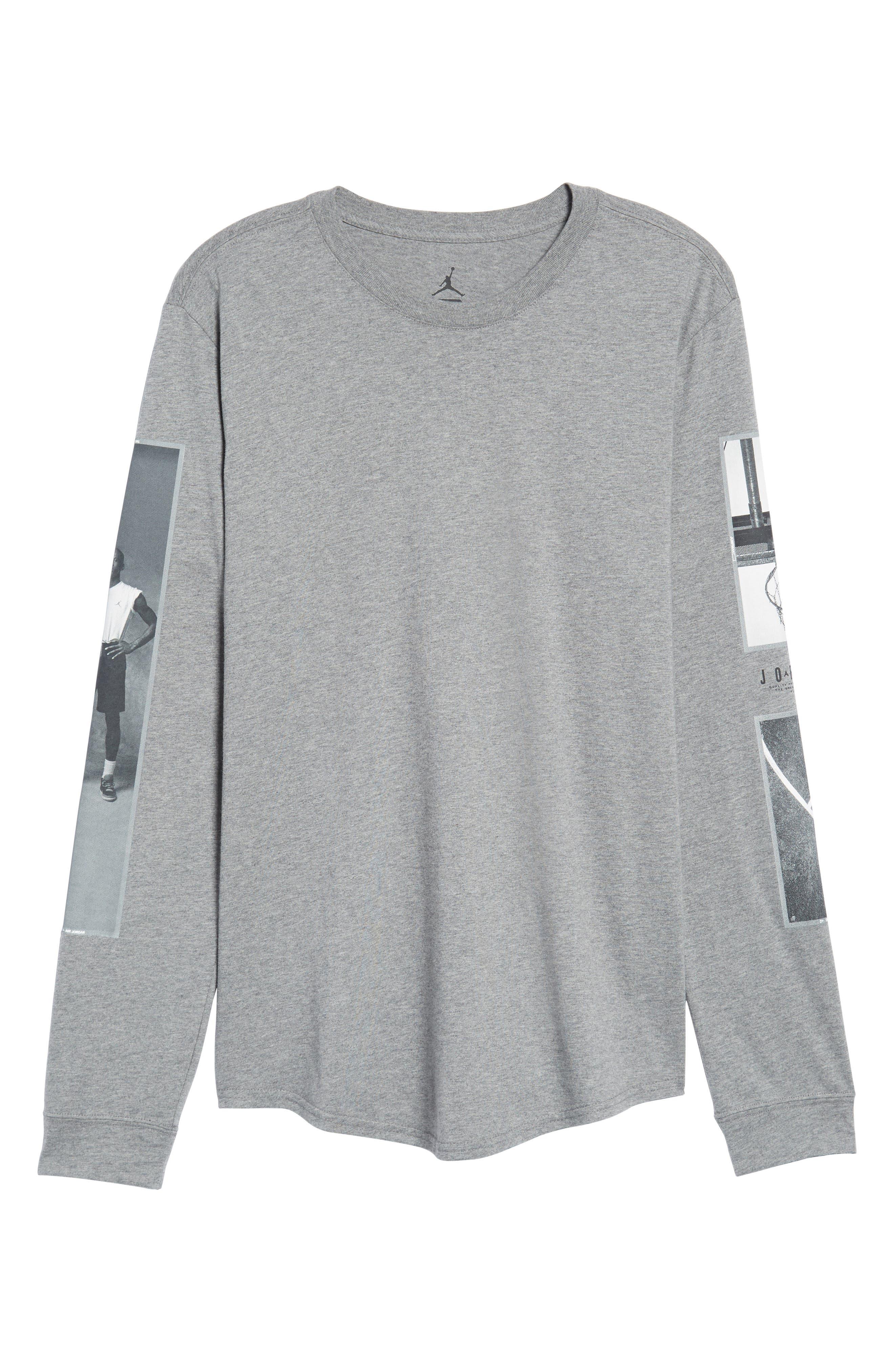 Alternate Image 6  - Nike Jordan Sportswear Photo Sleeve T-Shirt