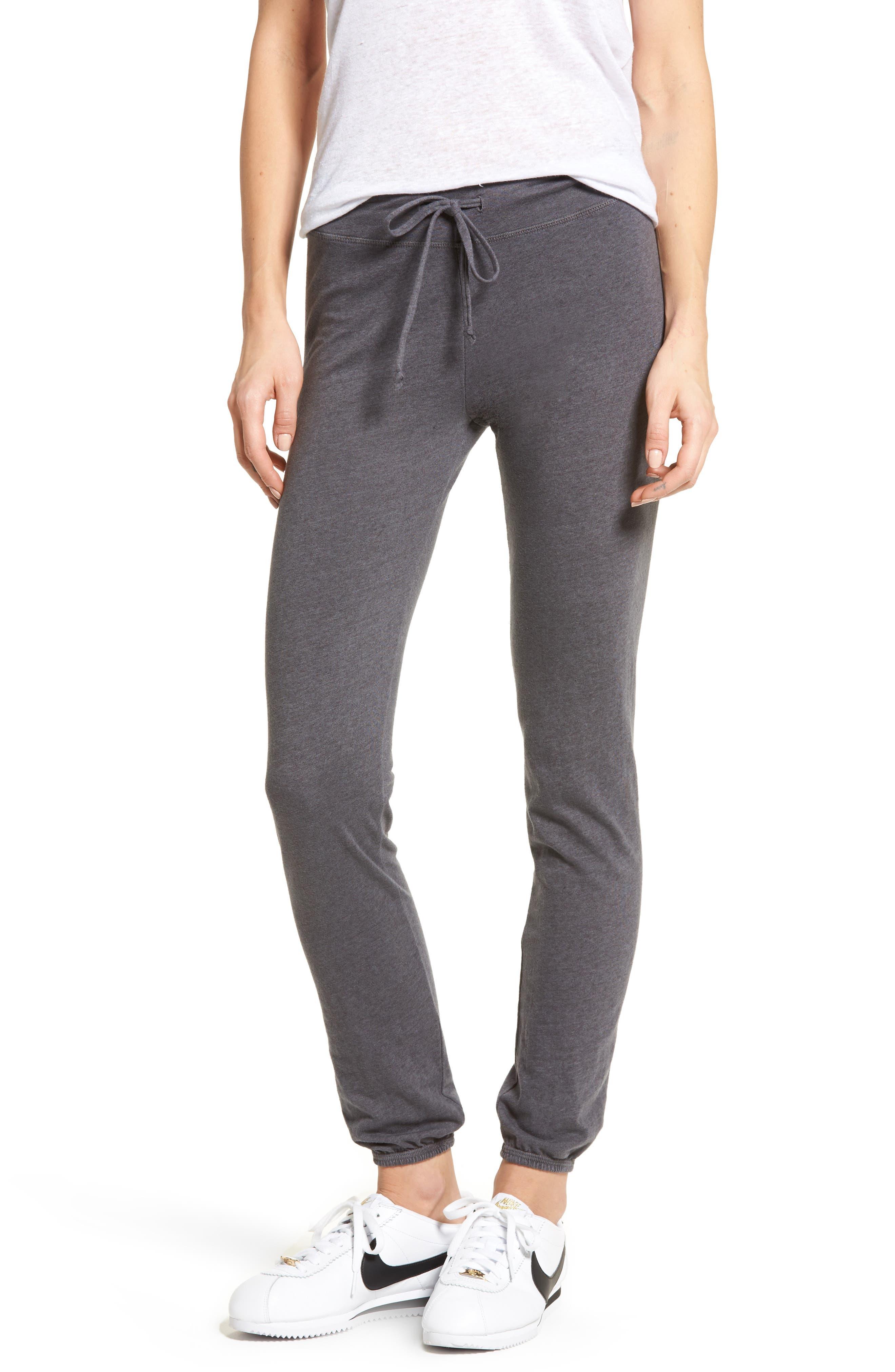 Lounge Pants,                         Main,                         color, Jet Black