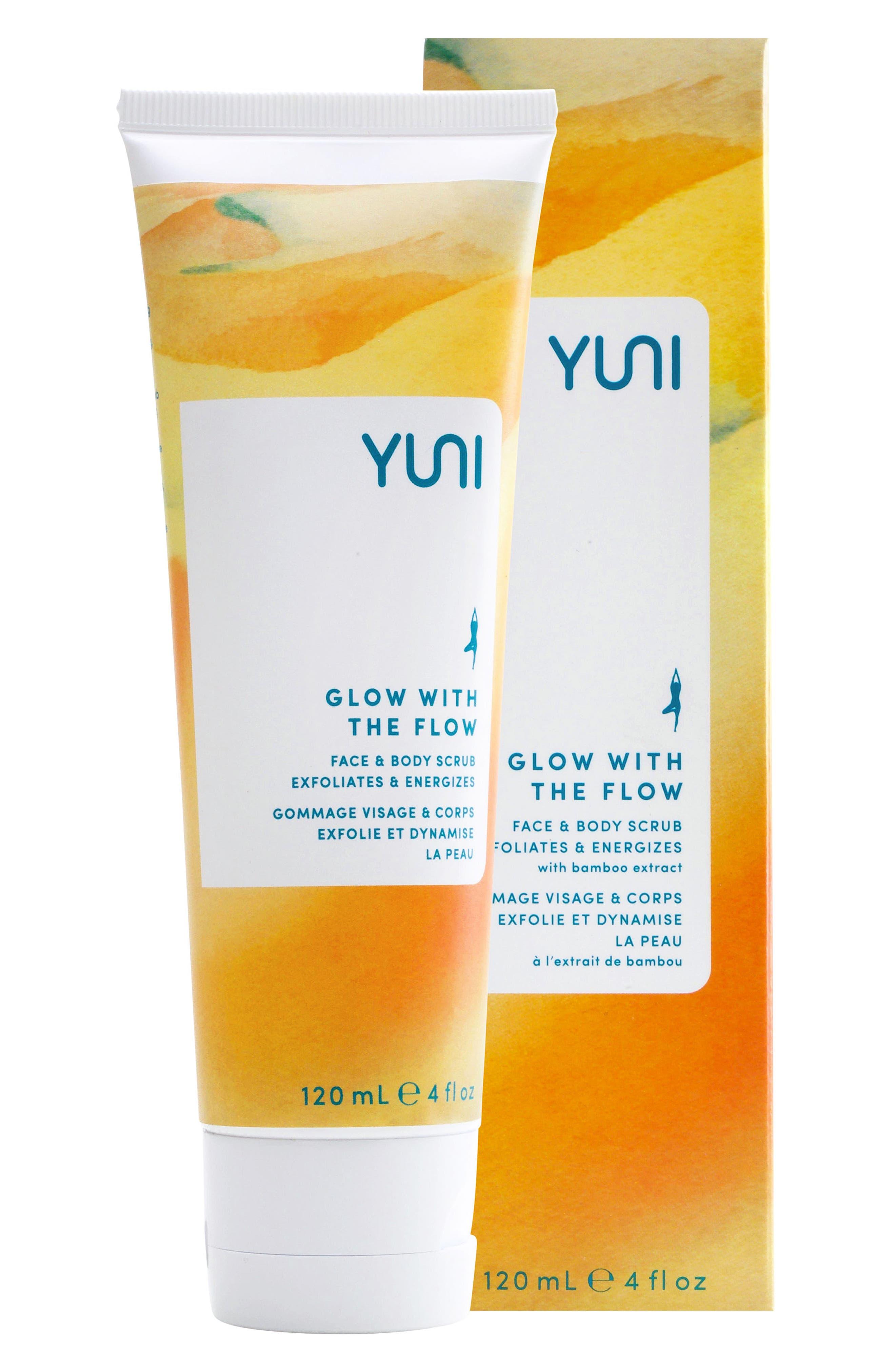 Alternate Image 2  - YUNI Glow with the Flow Scrub