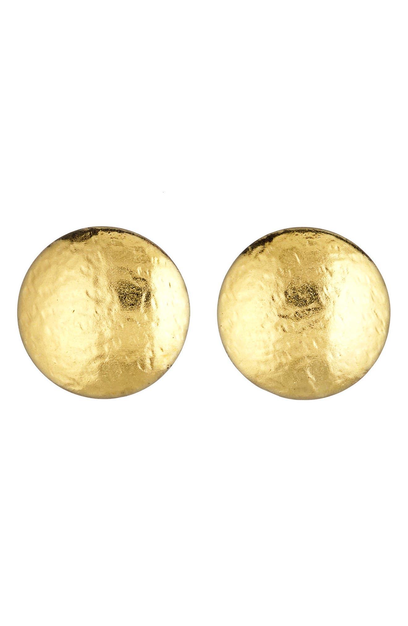 Alternate Image 3  - Oscar de la Renta Clip Earrings