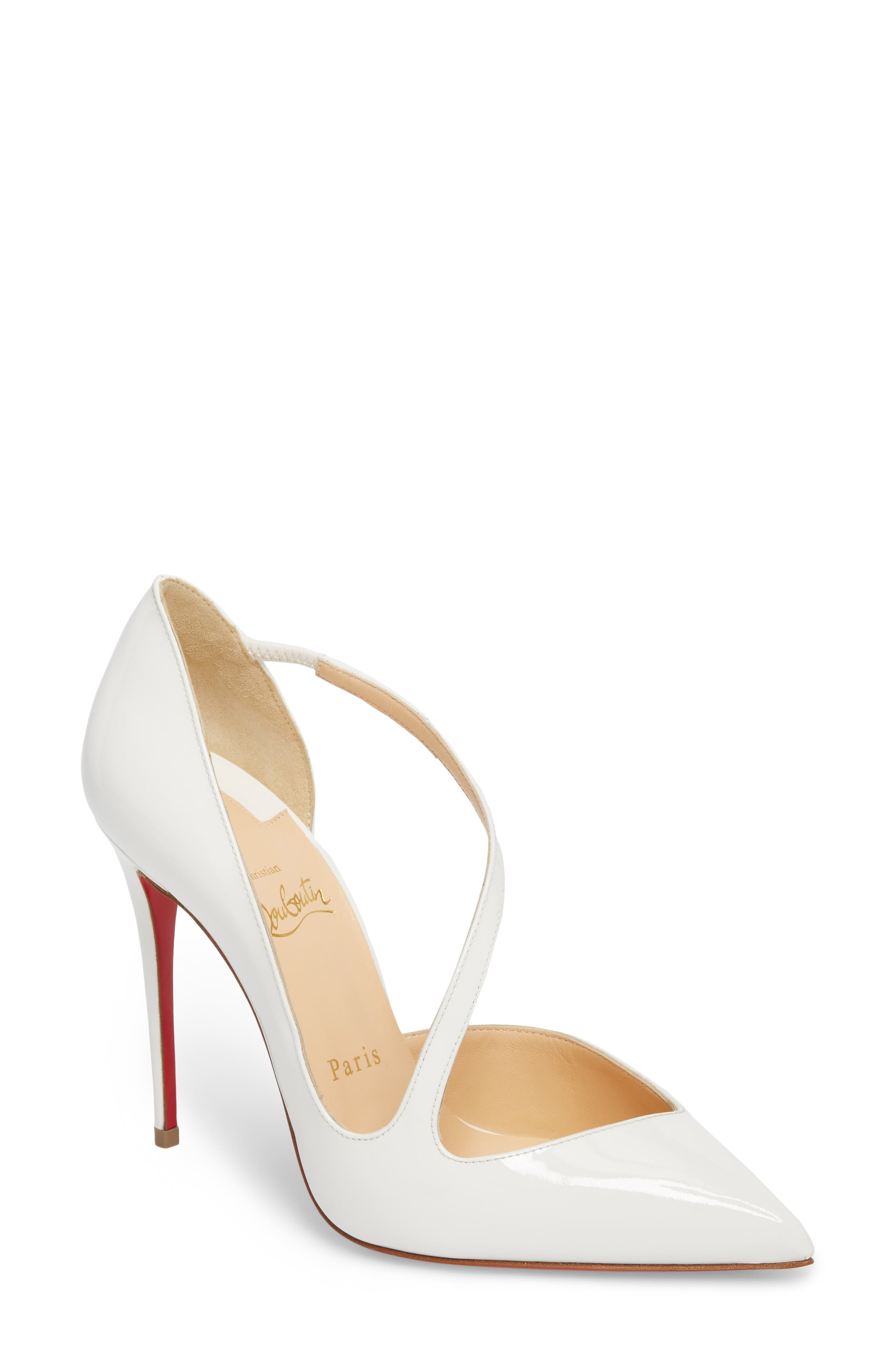 fa6d63b5822 black red bottom heels with spikes christian louboutin pigalle plato 100mm