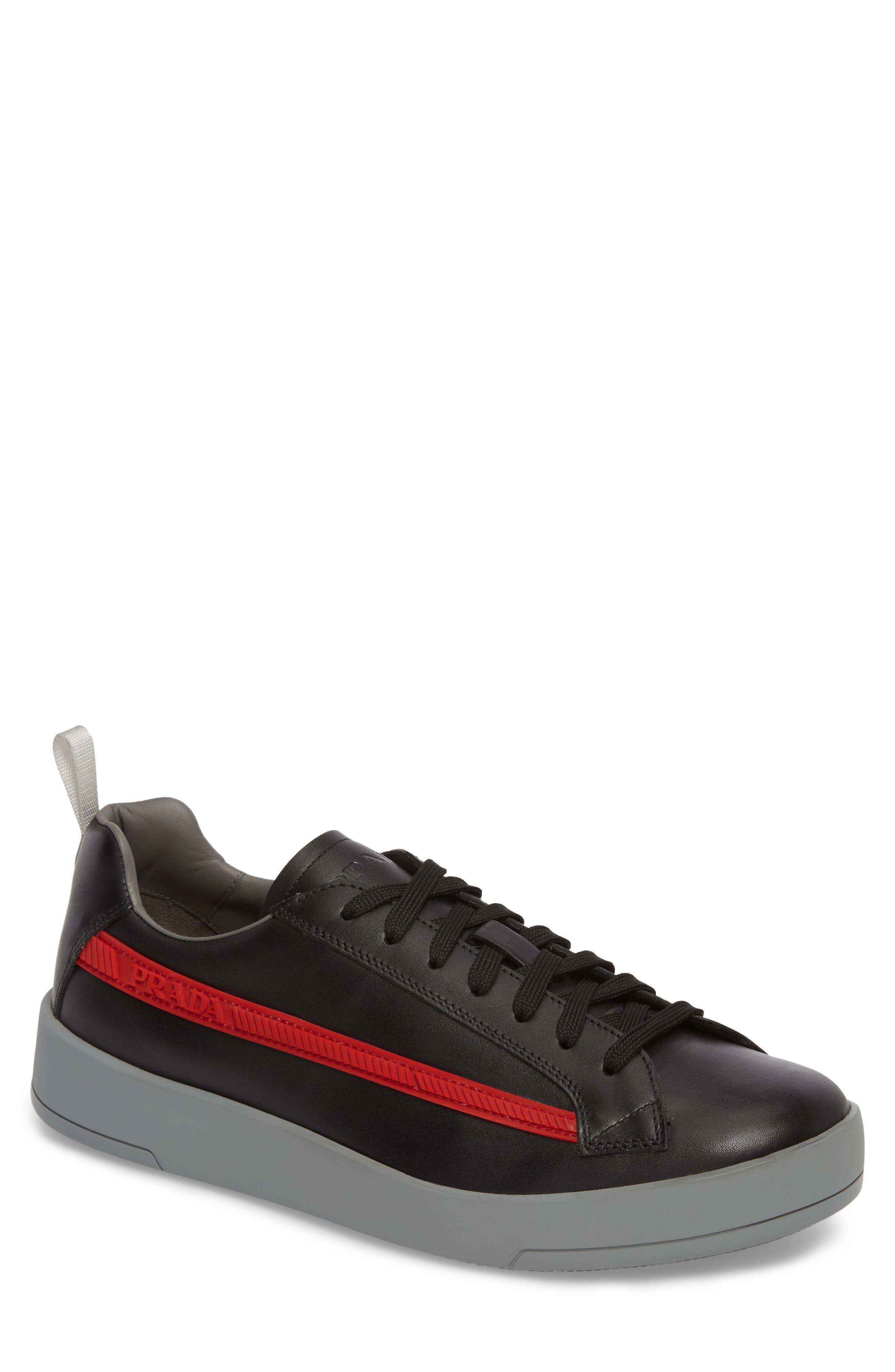 Alternate Image 1 Selected - Prada Linea Rossa Sneaker (Men)