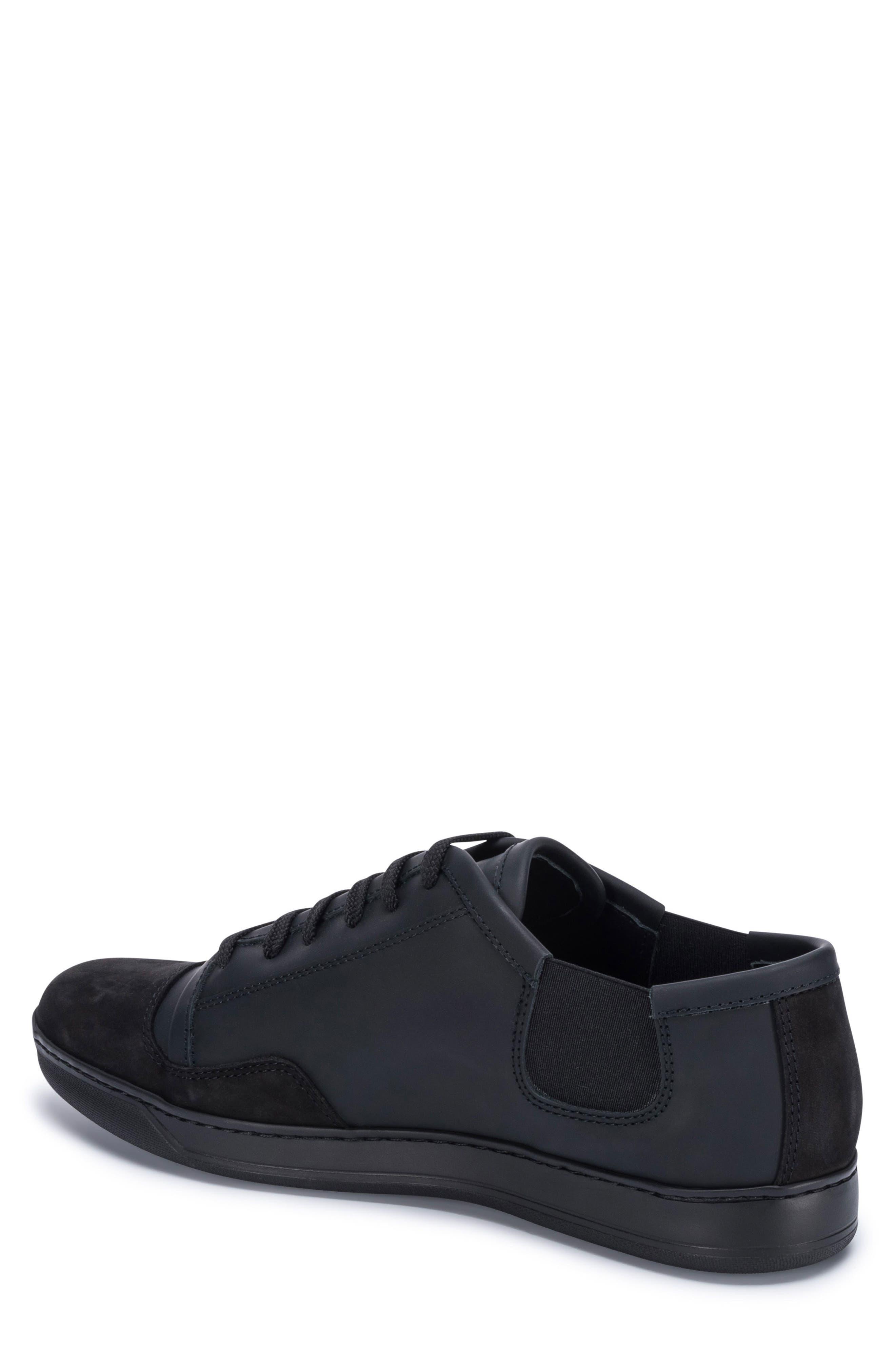 Bellagio Sneaker,                             Alternate thumbnail 2, color,                             Black
