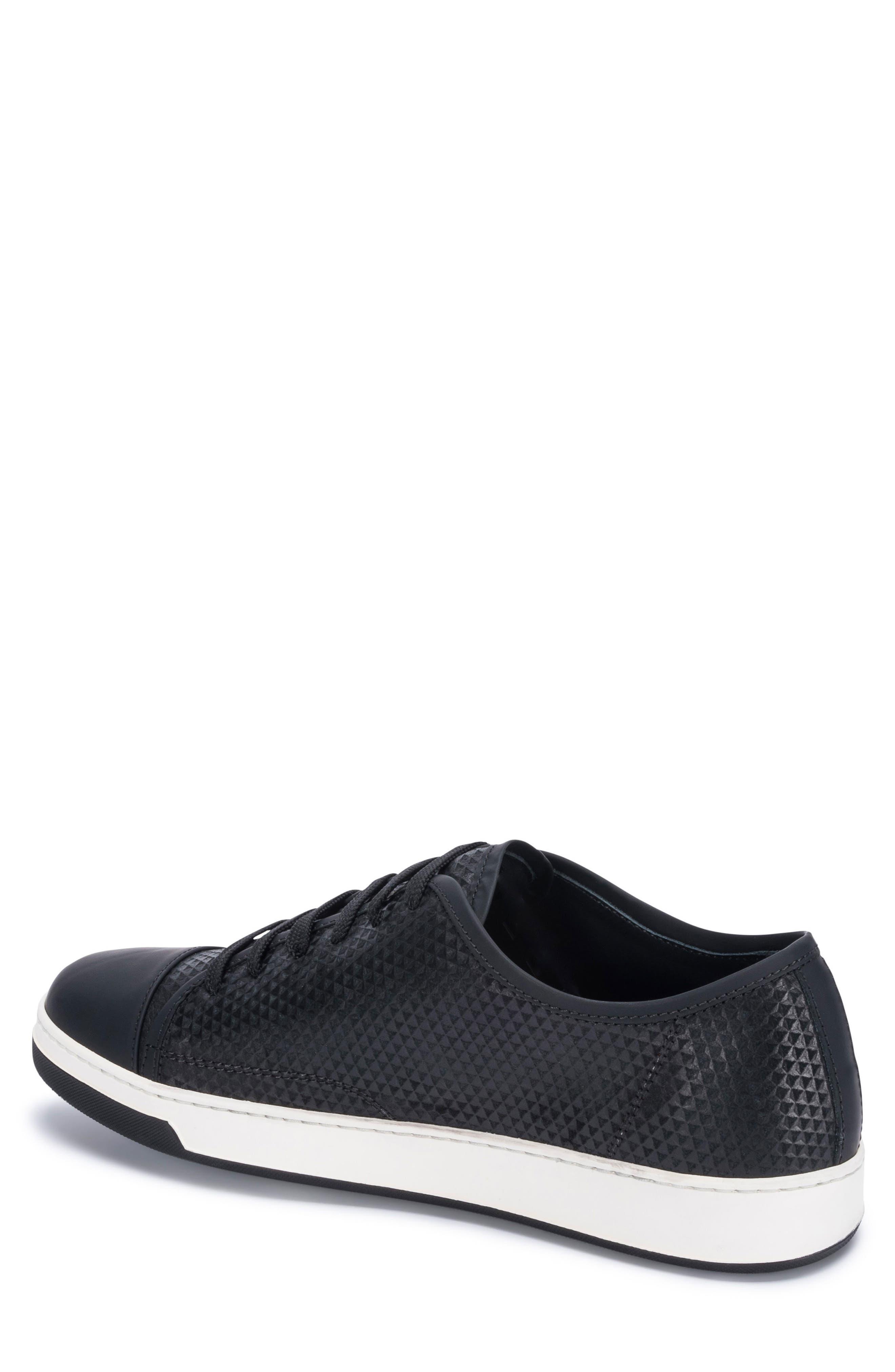 Ischia Sneaker,                             Alternate thumbnail 2, color,                             Black