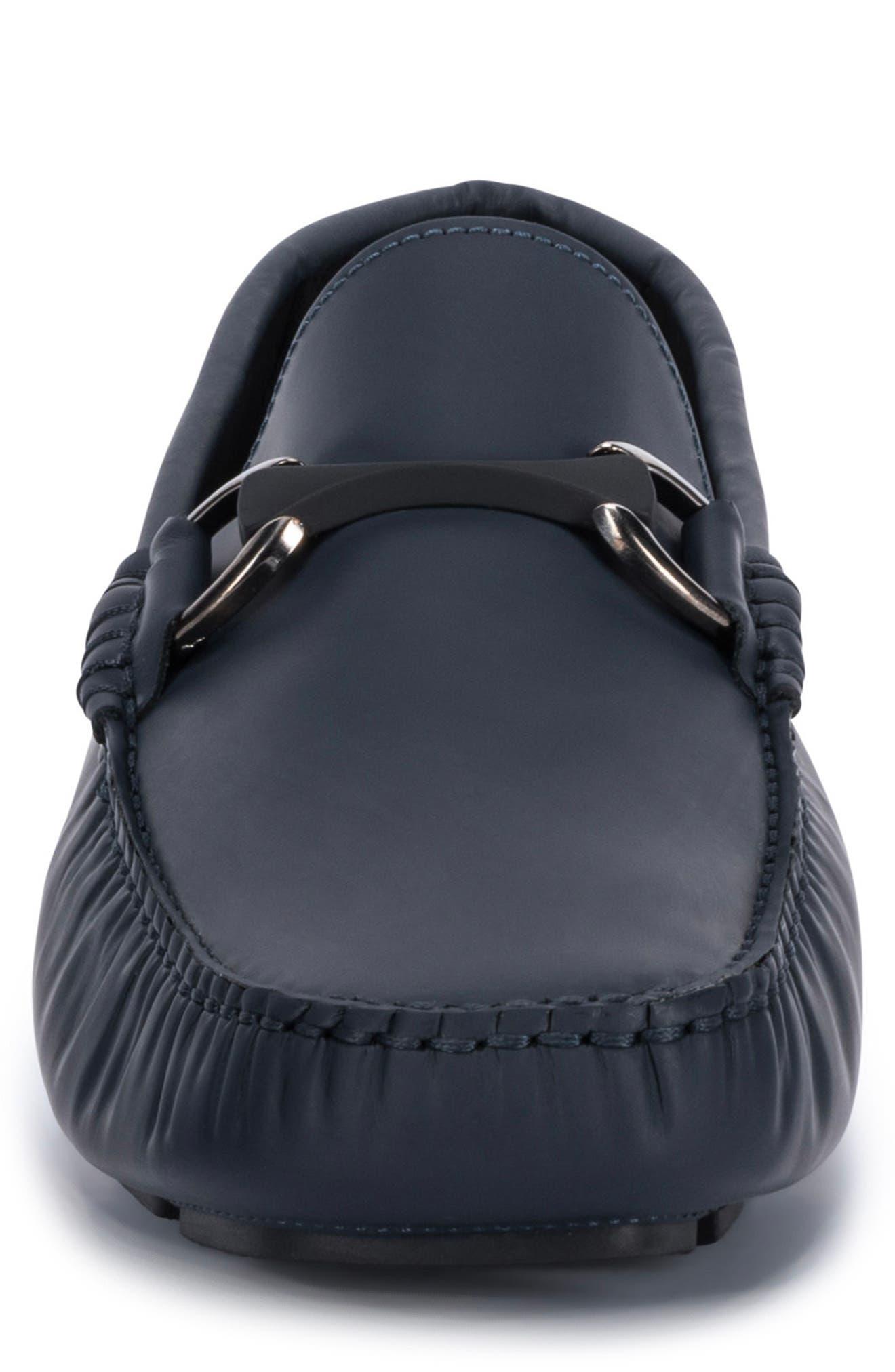 Alternate Image 4  - Bugatchi Sanremo Driving Shoe (Men)